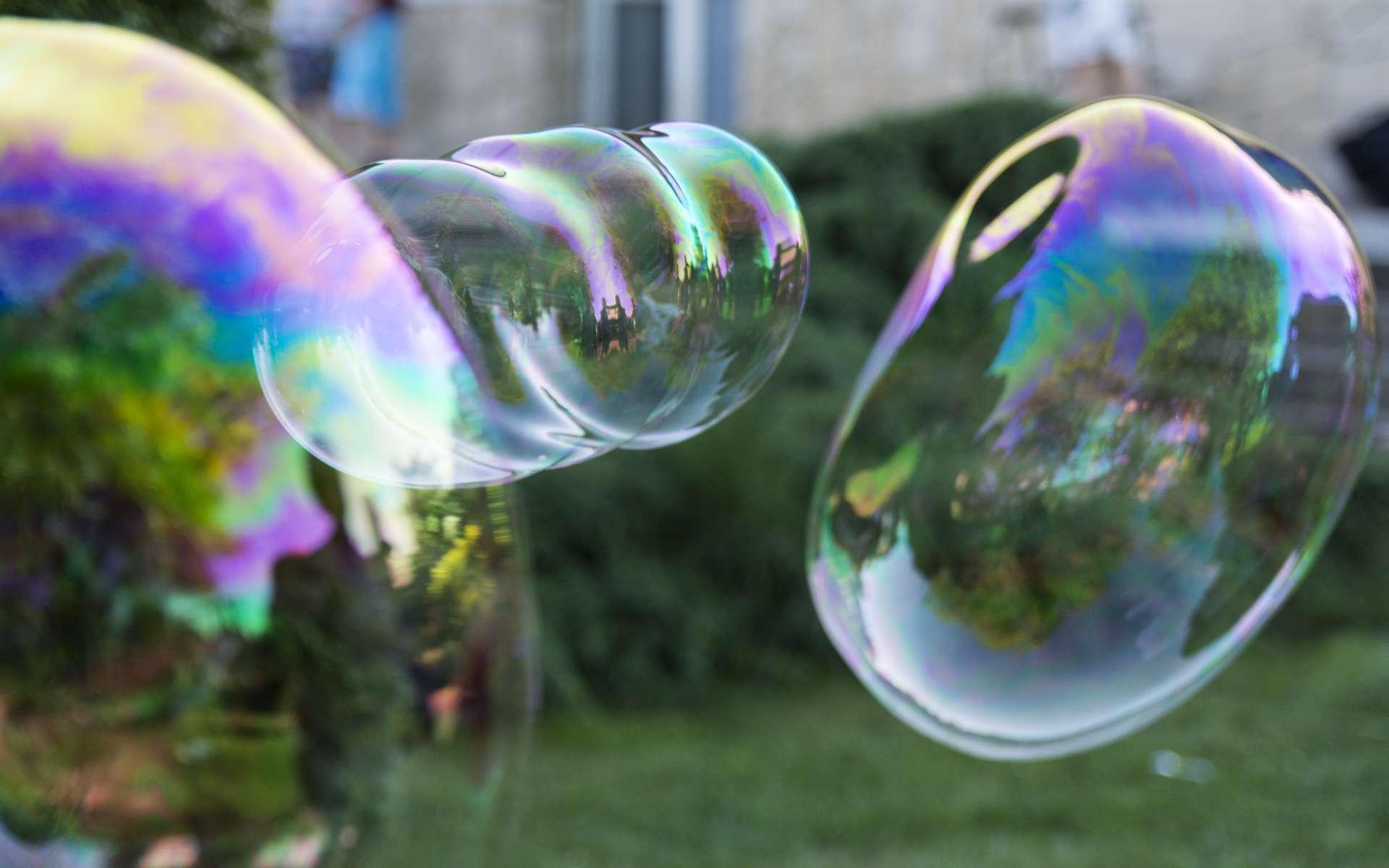 testez la recette pour faire des bulles de savon parfaites