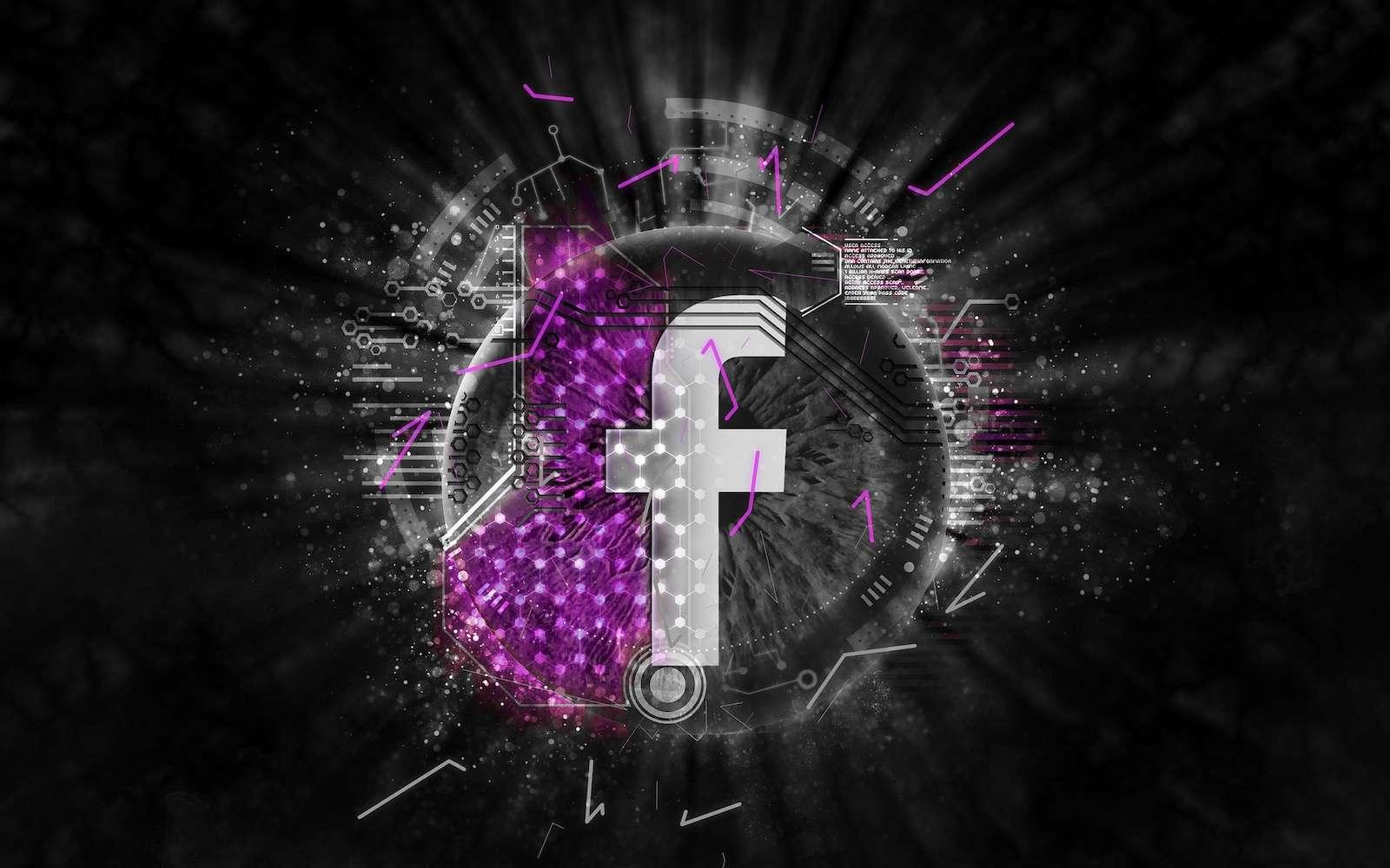 Facebook va demander l'aide de trois universités pour créer des filtres permettant de détecter des images violentes dans des montages vidéo. © Pixabay, DigitalArtist