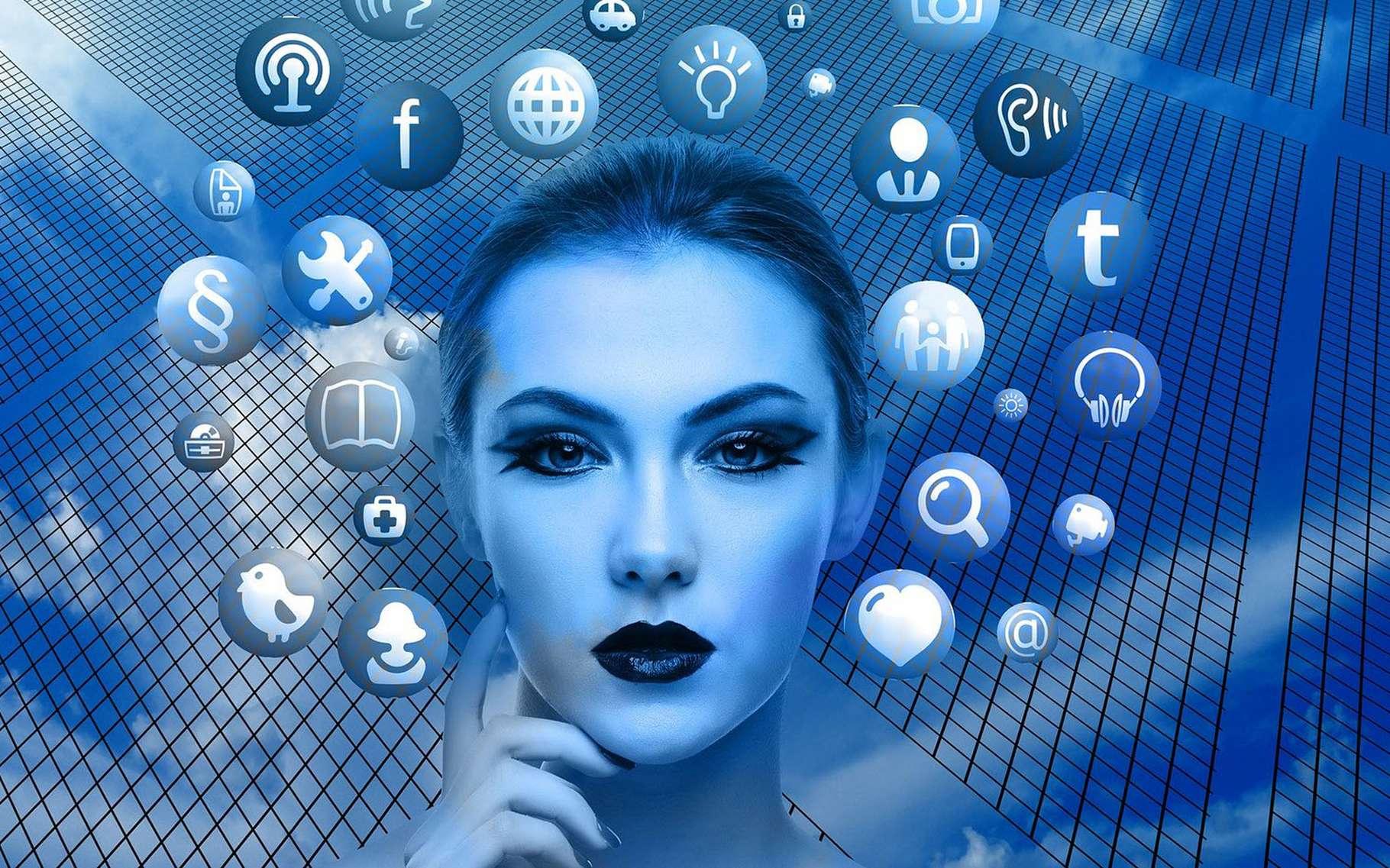 L'utilisation abusive des réseaux sociaux nuit-elle à la santé ? © Geralt, Pixabay, DP