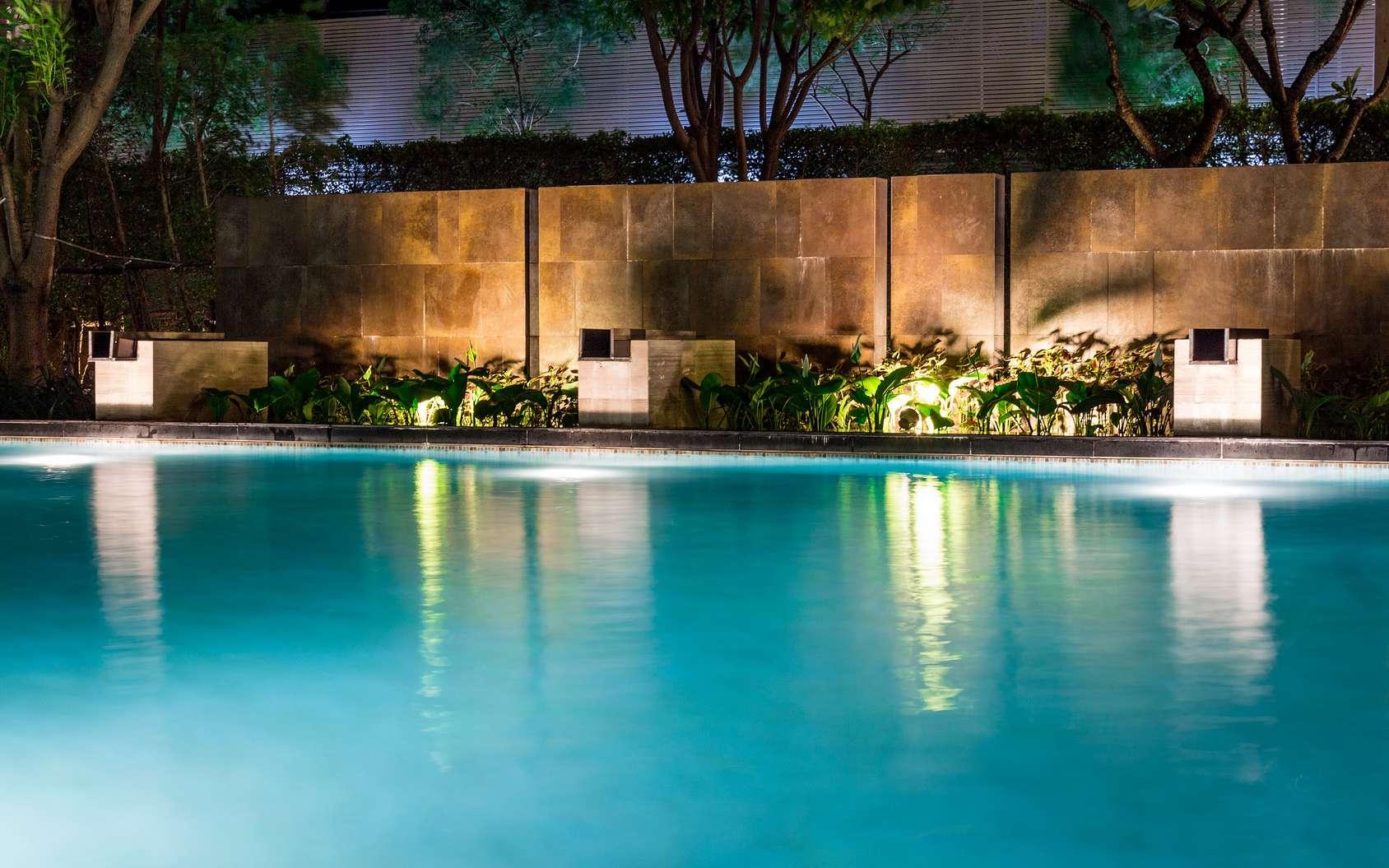 Eclairage Led Autour Piscine comment éclairer sa piscine ?