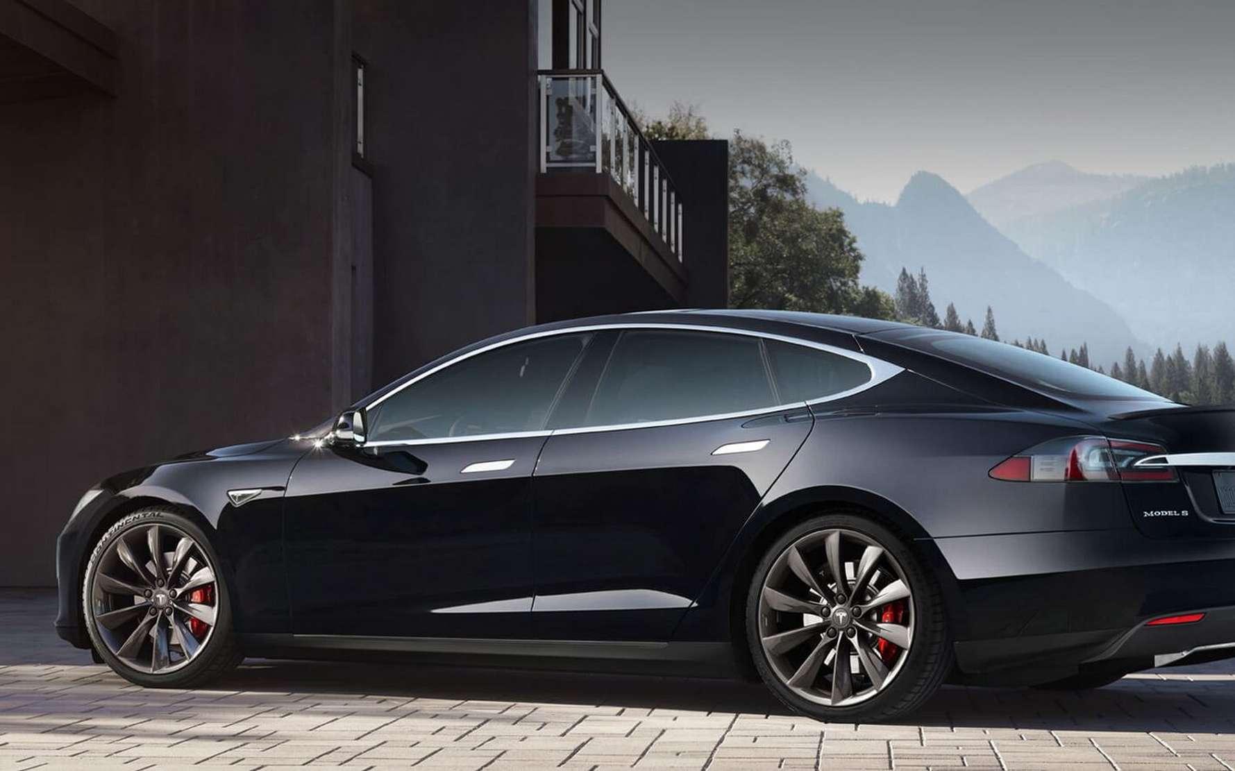 Tesla peut faire évoluer les performances et les fonctionnalités de ses véhicules grâce aux mises à jour logicielles. © Tesla