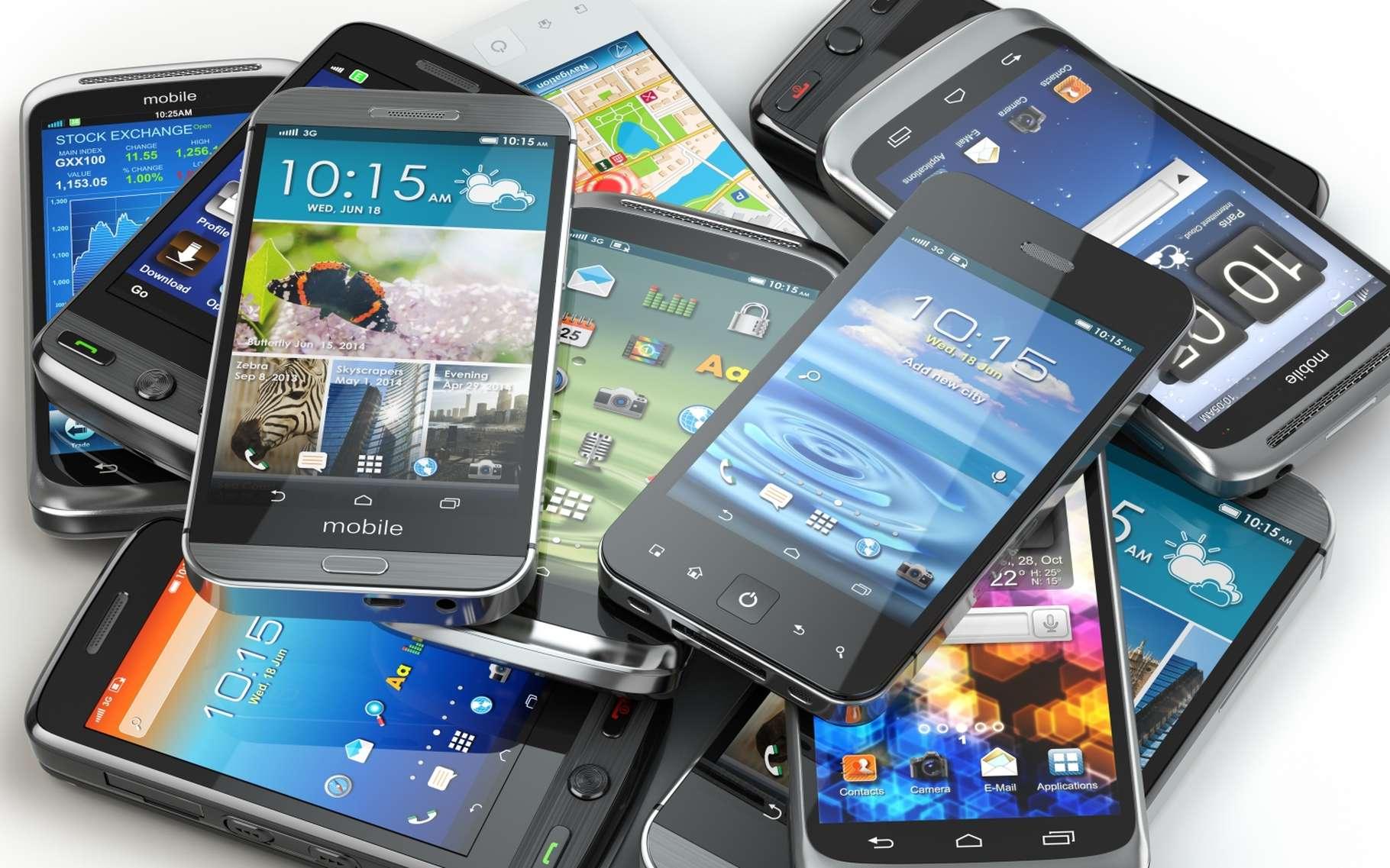 Le rappel de millions de Galaxy Note 7 et la question de leur destruction pose le problème du difficile recyclage des téléphones mobiles. Pour l'instant, cette industrie est très loin d'une situation durable. © Maxx-Studio, Shutterstock