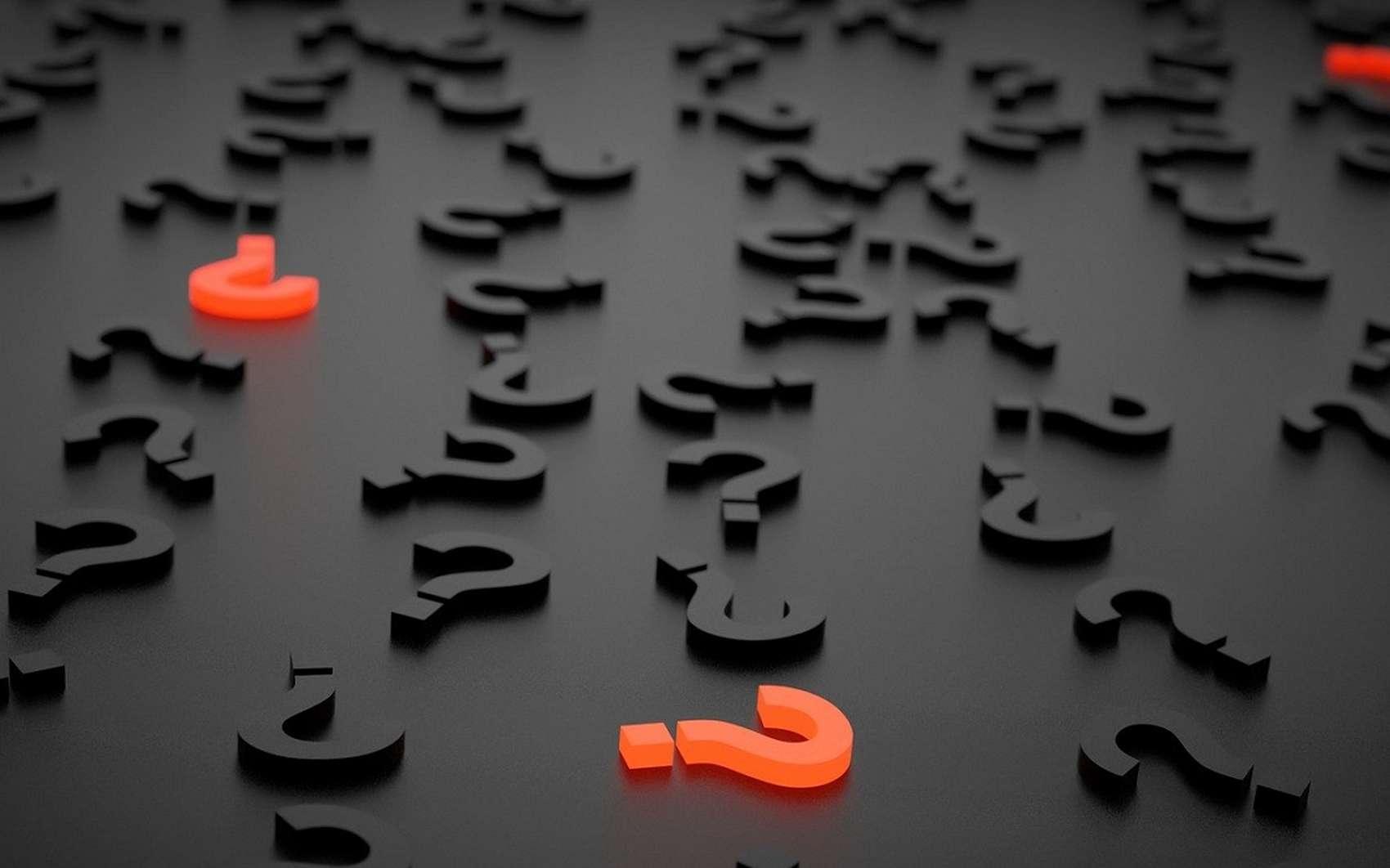 Une requête informatique est une question posée à une base de données. © Pixabay.com
