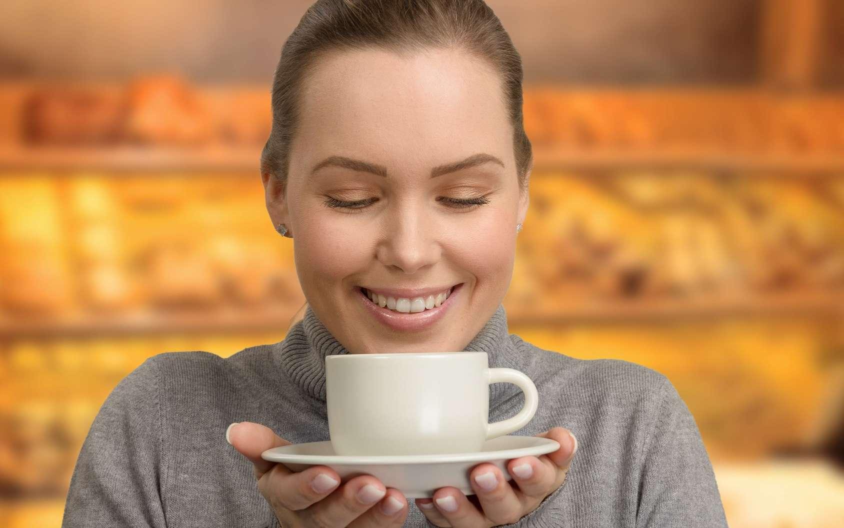 Que vous rappelle l'odeur du café ? © StudioLaMagica, Fotolia