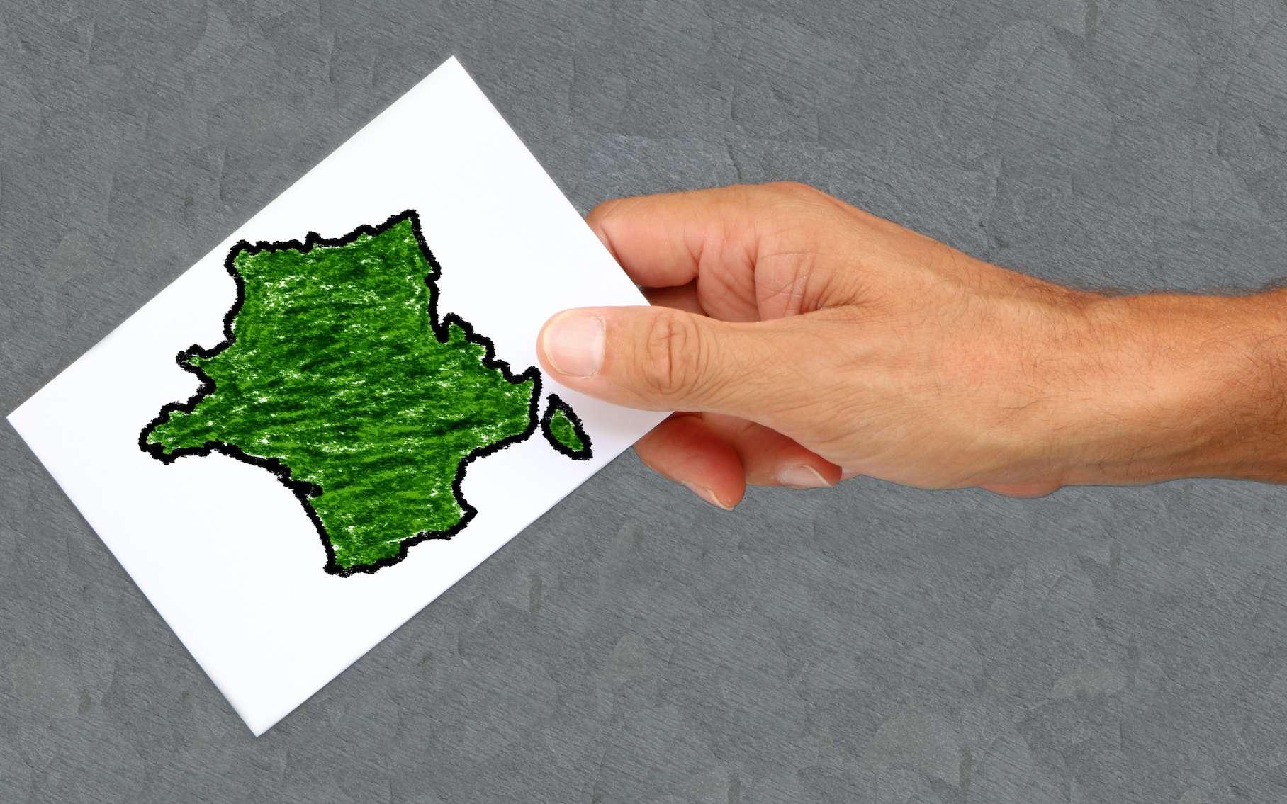 La France s'était fixé un objectif de 15 % de surfaces cultivées bio en 2022. On sera loin du compte. © Olivier Tabary, Adobe Stock