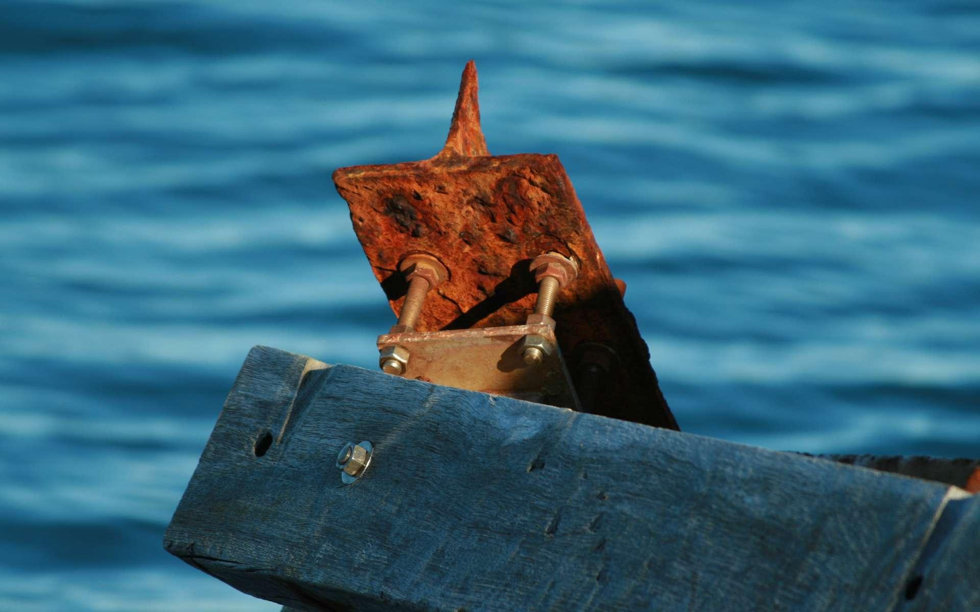La rouille est l'une des manifestations de la réaction d'oxydation. © new-york-city, Flickr, CC by-nc-nd 2.0