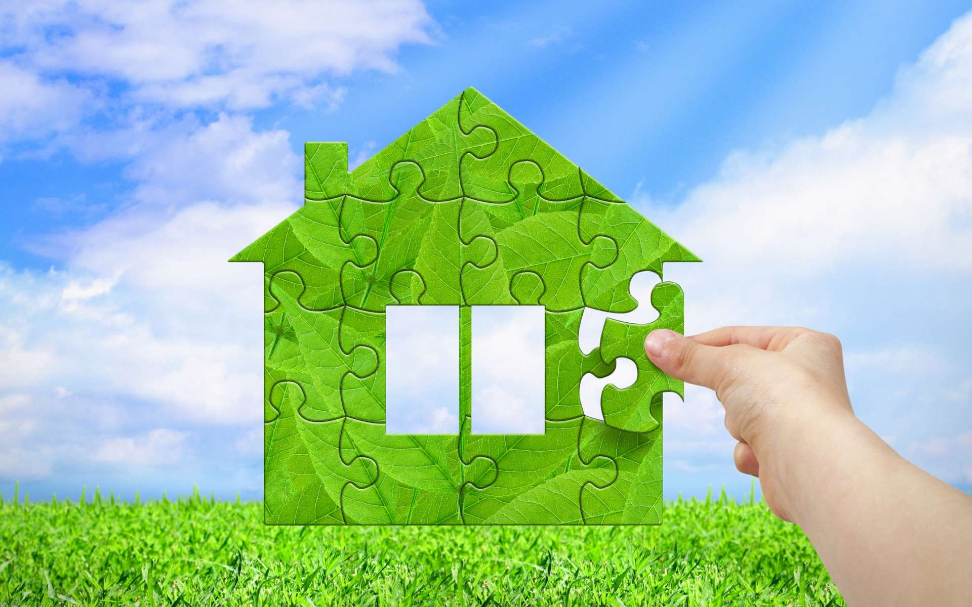 Cinq astuces pour réduire les gaz à effet de serre et la facture énergétique de votre logement. © Shutterstock