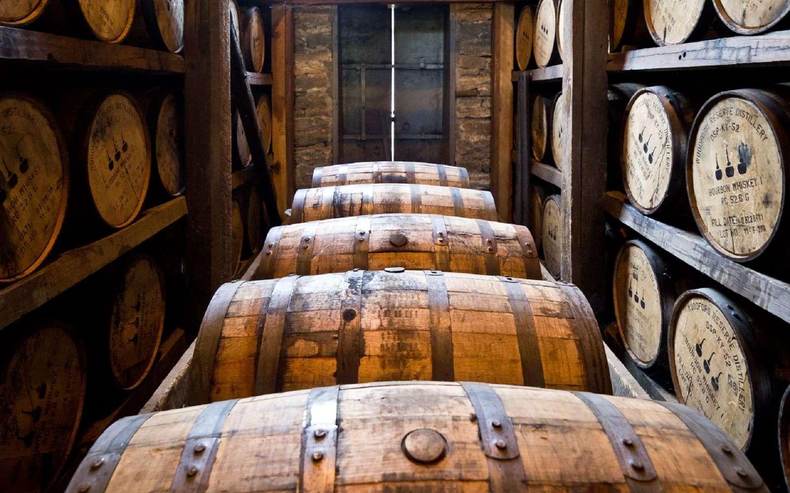 Pour contrôler la qualité de fabrication du whisky et lutter contre la contrefaçon, l'intelligence artificielle est mise à contribution. © Pixabay, Skeeze
