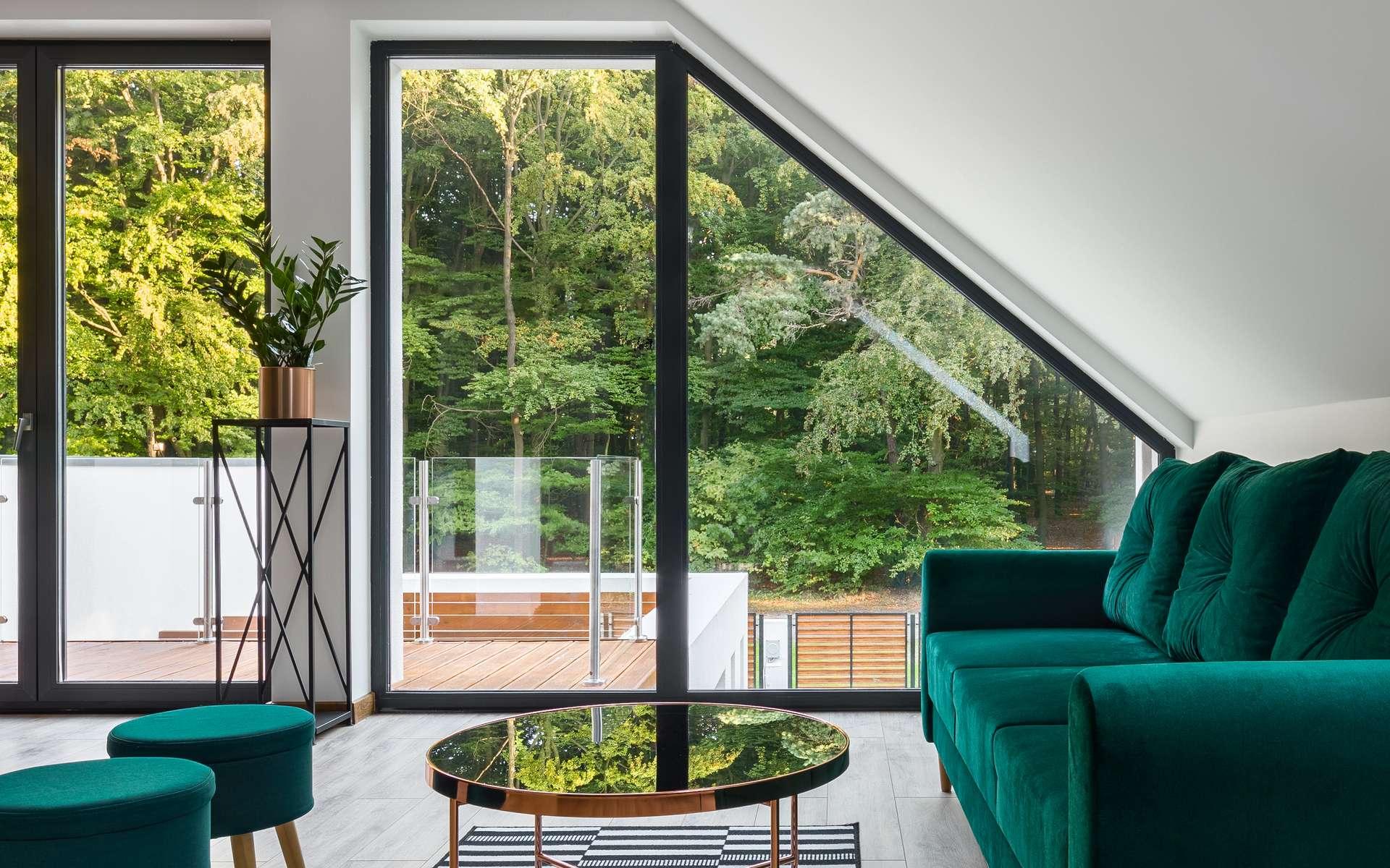 Quel est le prix d'une porte-fenêtre ? ©Dariusz Jarzabek , Adobe Stock