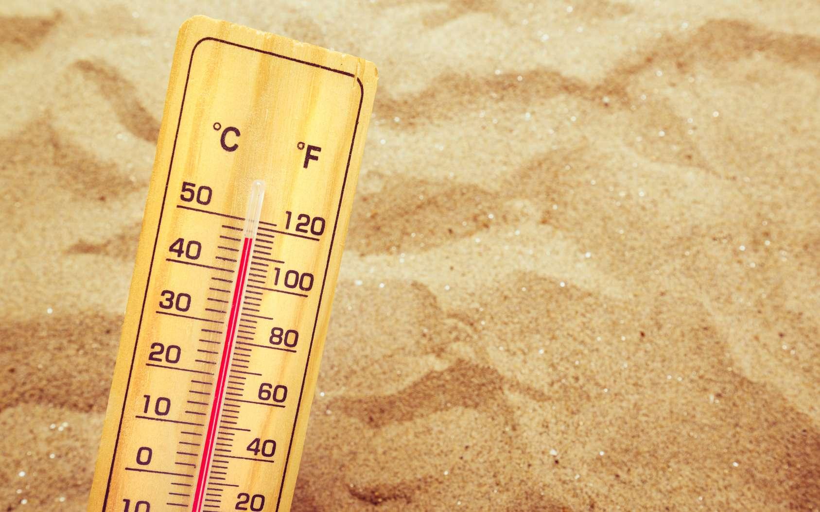 2017 fut une année chaude à l'échelle de la planète. L'Australie a connu en janvier 2018 des températures inédites. © Bits and Splits, Fotolia