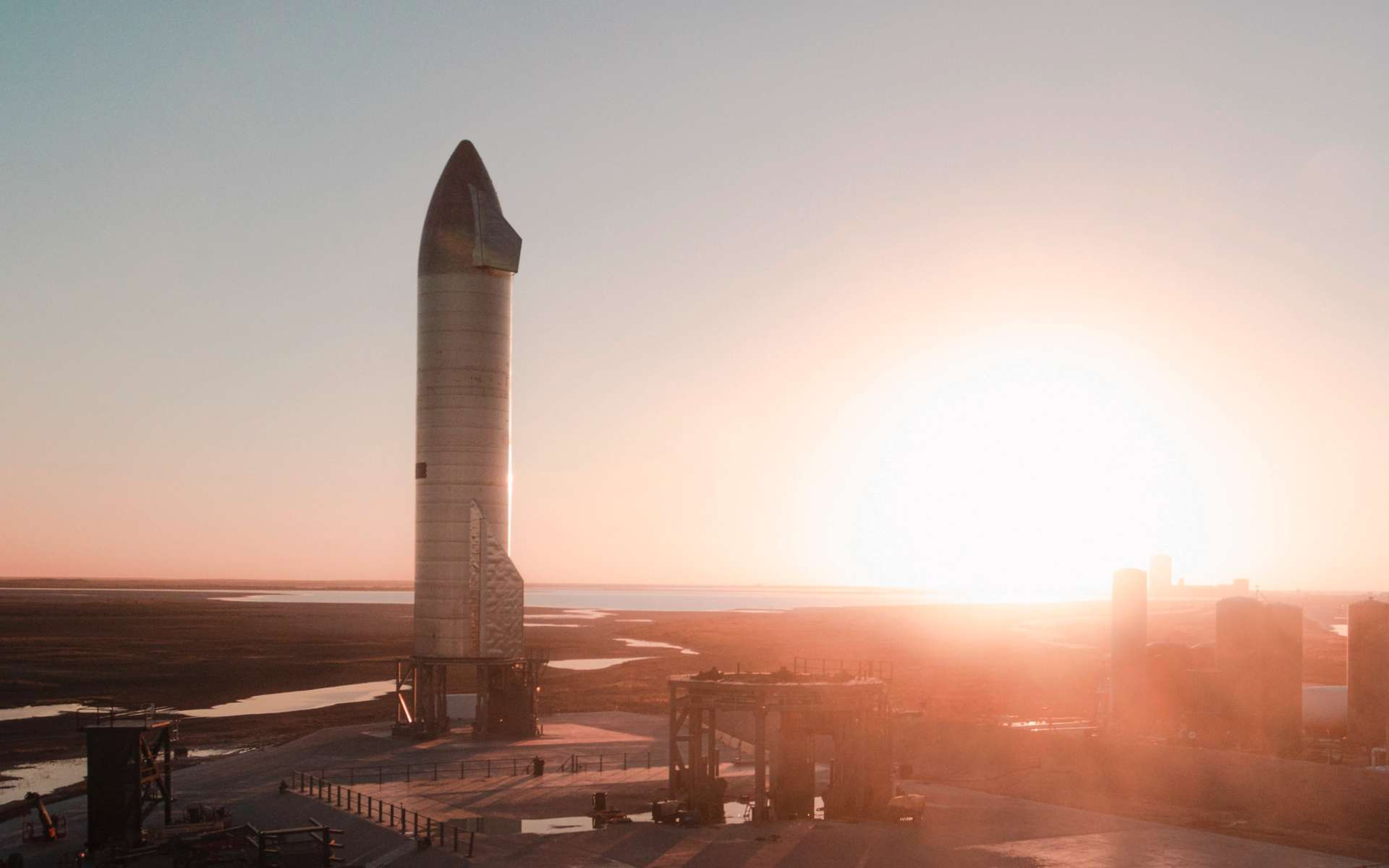 SpaceX : revivez le vol du prototype SN9 de Starship - Futura