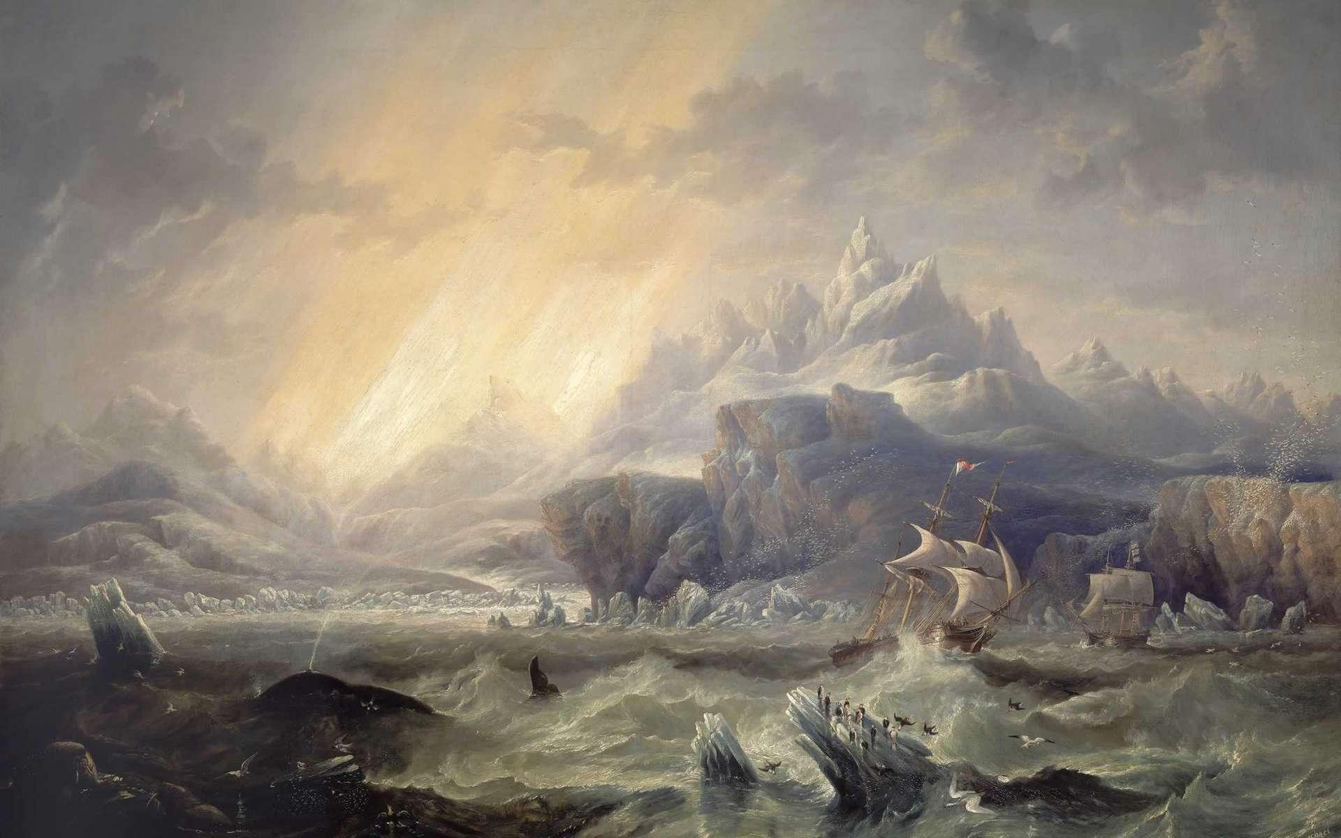 Chasseurs de sciences, épisode 3 : La baie de la Terreur, sort tragique en Arctique