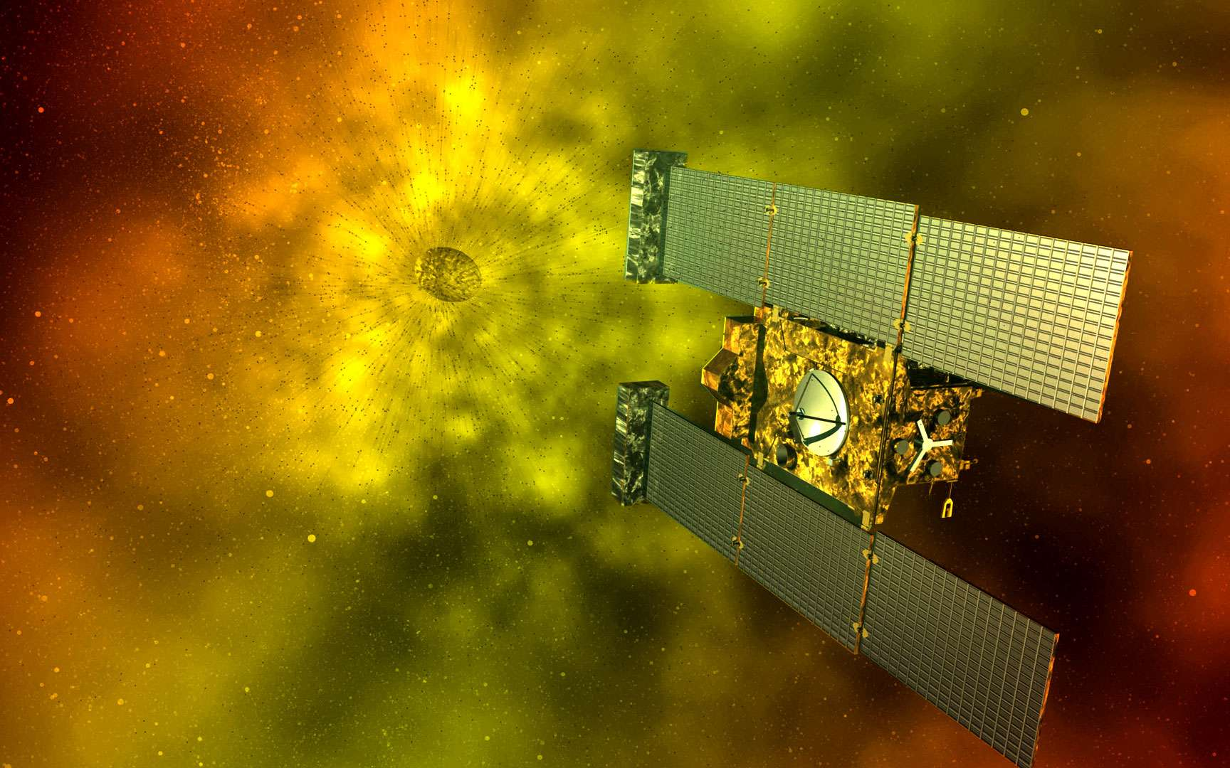 La comète Wild 2. http://stardust.jpl.nasa.gov/science/index.html