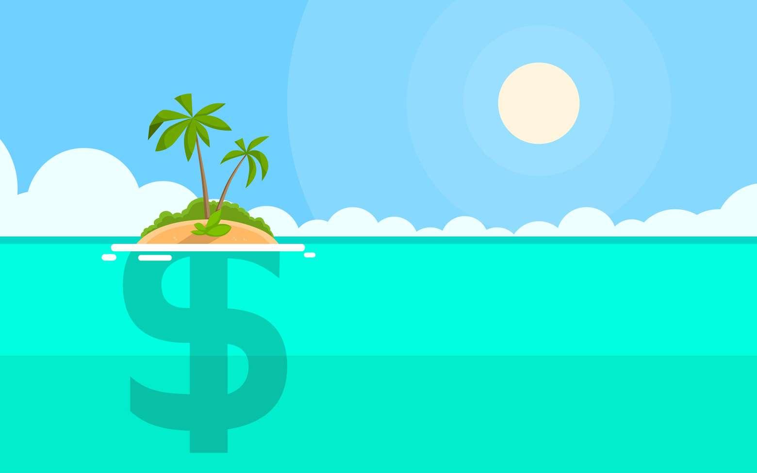 Quels paradis fiscaux pour sociétés offshore ? © Mast3r, Fotolia