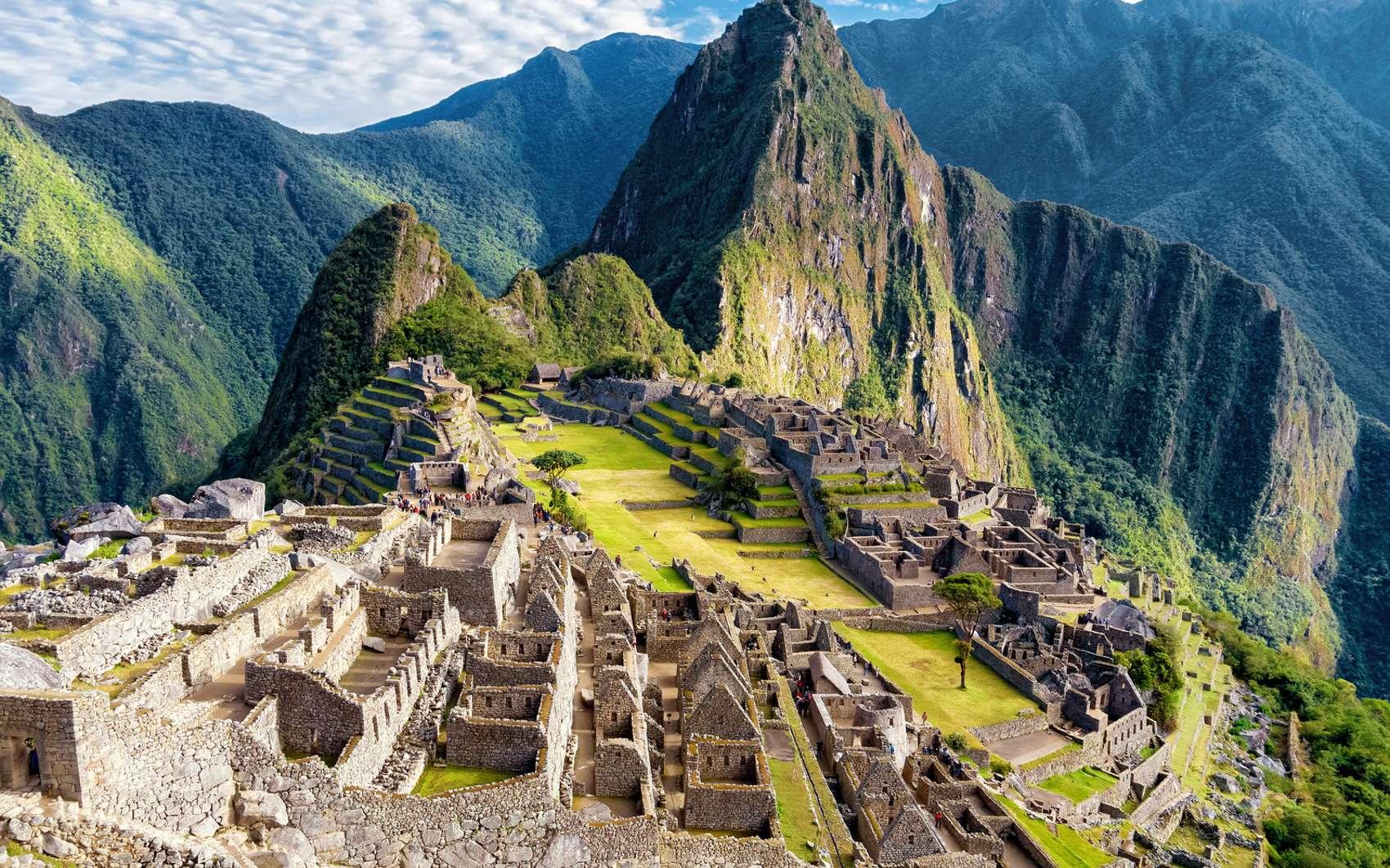 Le Machu Picchu est un site grandiose enveloppé de mystère. Quelle est son histoire ? © refresh(PIX), Fotolia