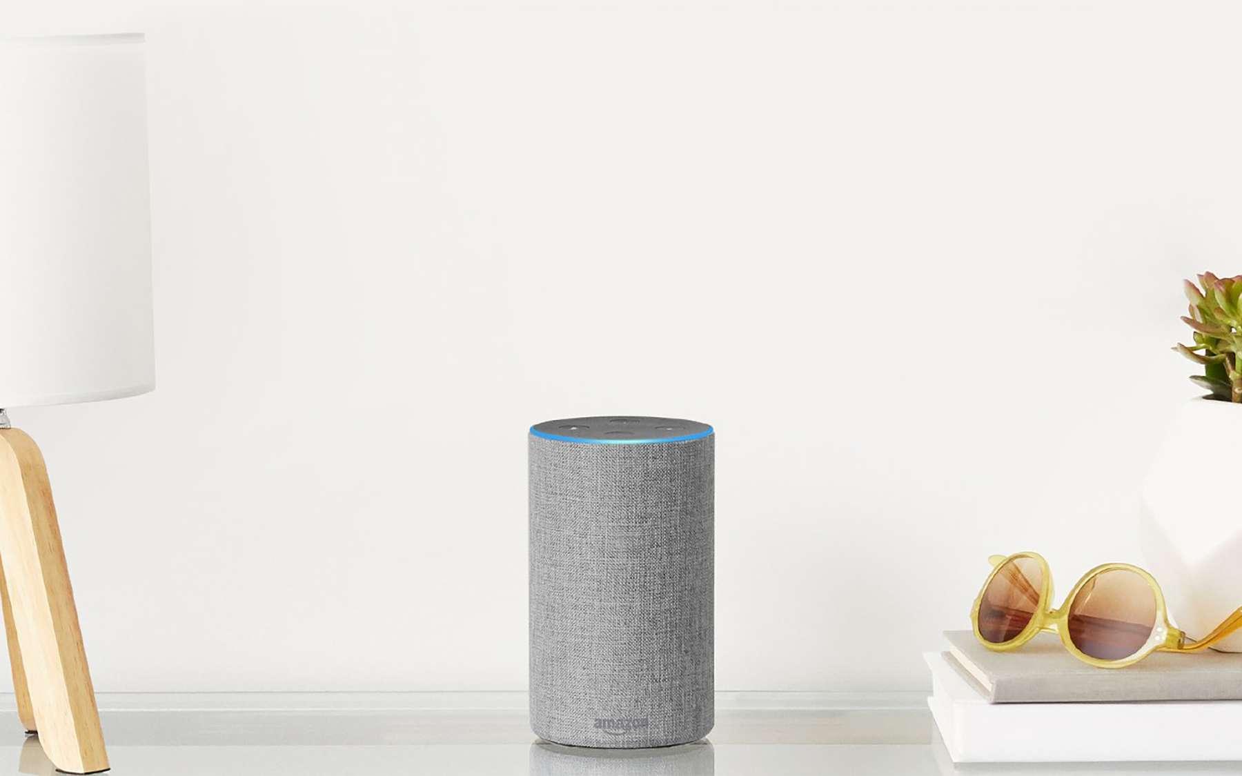 Alexa, l'assistant vocal d'Amazon. © Amazon