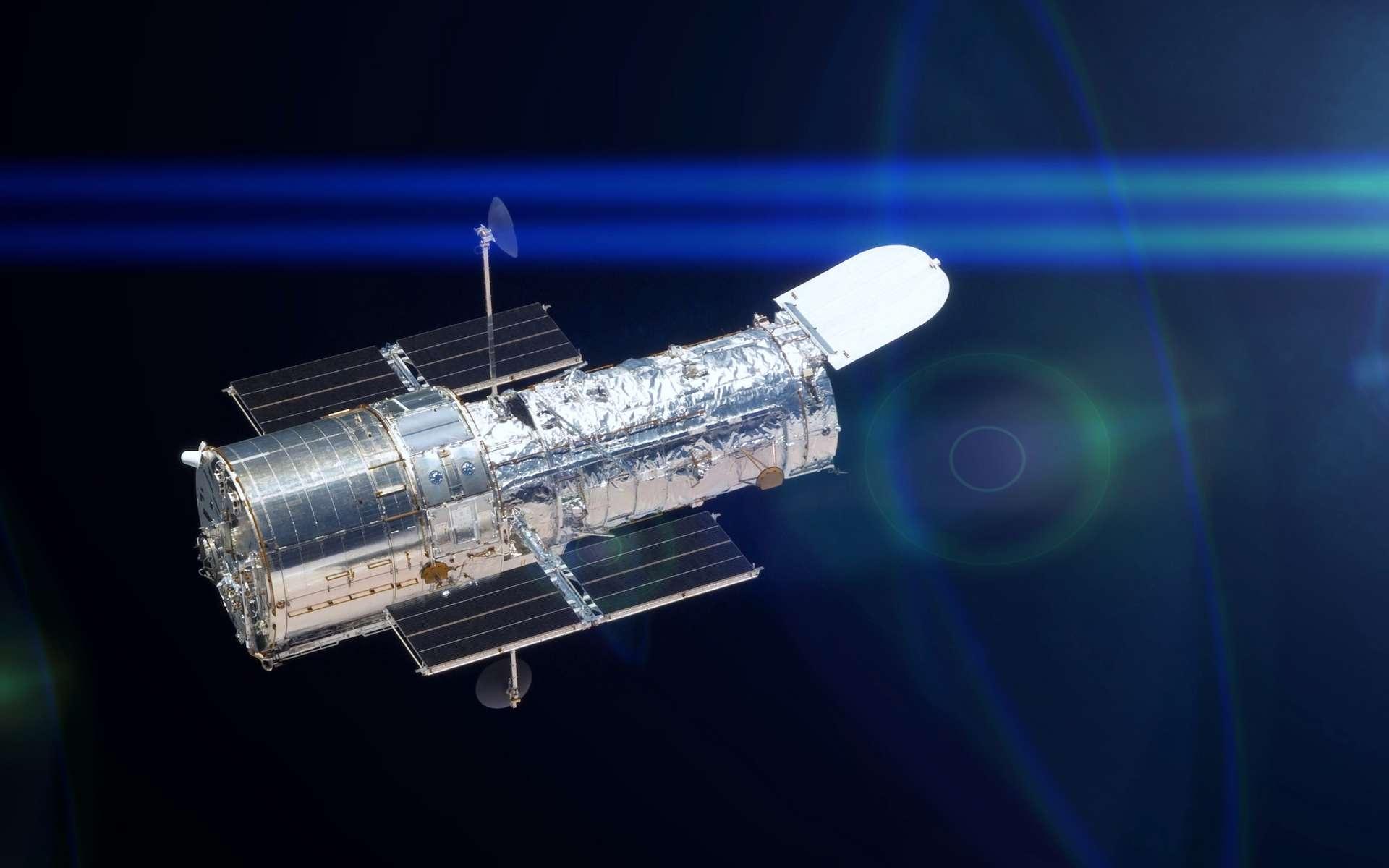 Le télescope spatial Hubble était complètement à l'arrêt depuis un mois suite à une défaillance de l'ordinateur de bord. © dottedyeti, Adobe Stock