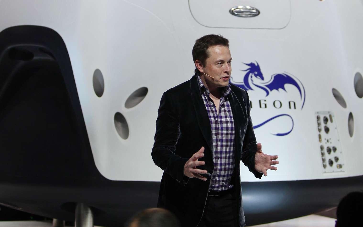 SpaceX envisage de mettre en orbite 4.425 satellites pour diffuser Internet en haut débit aux quatre coins du monde. © Nasa, Dimitri Gerondidakis