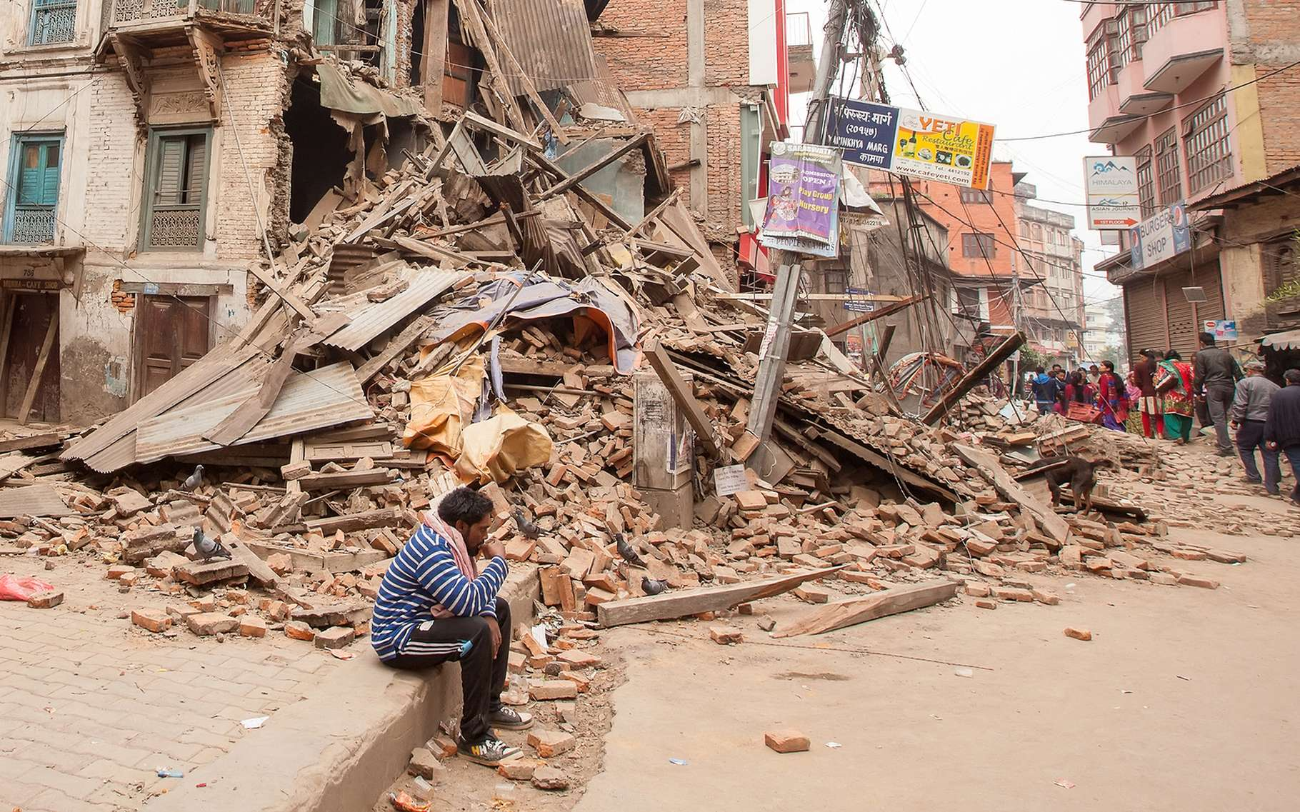 Pour protéger nos villes des tremblements de terre, certains cherchent à dévier les ondes sismiques, d'autres espèrent réussir à les atténuer. © My Good Images, Shutterstock