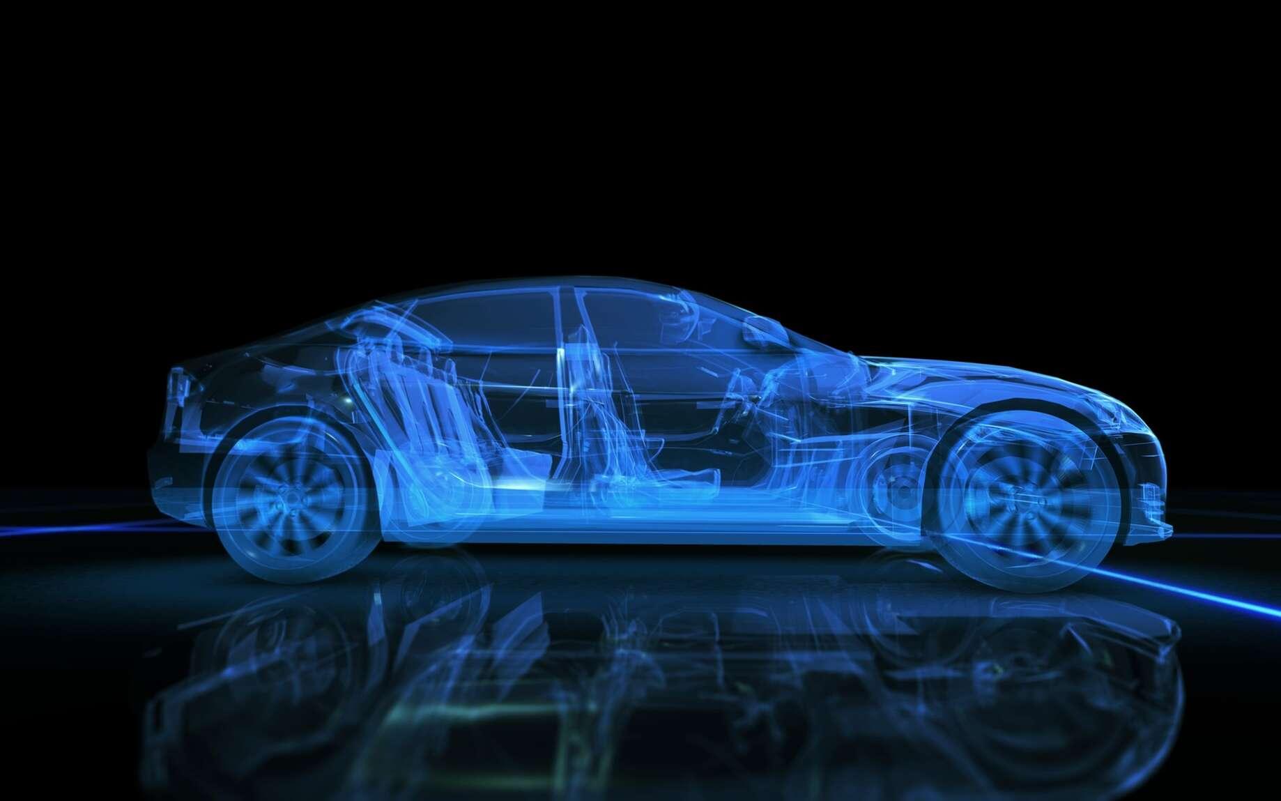 Apple travaille sur des équipements pour l'automobile. © 4kstocks, Fotolia