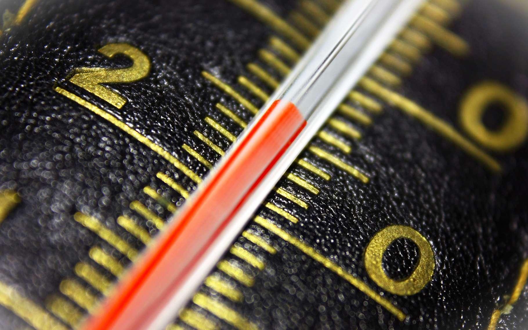 Le kelvin est l'unité de température utilisée de préférence par les scientifiques. © berczy04, Fotolia