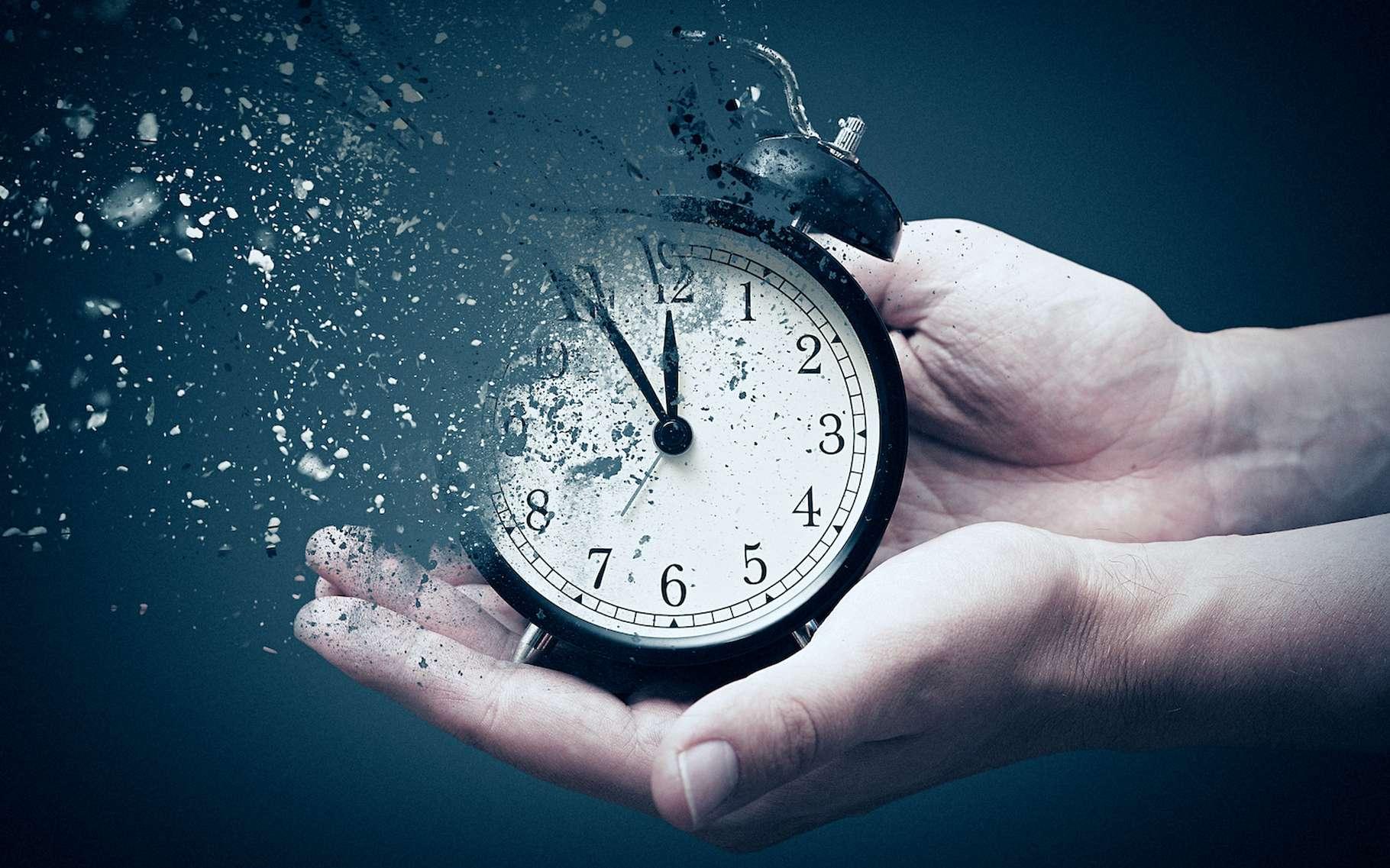 Le temps est difficile à définir. Pour les physiciens, il se mesure en secondes. © Proxima Studio, Adobe Stock