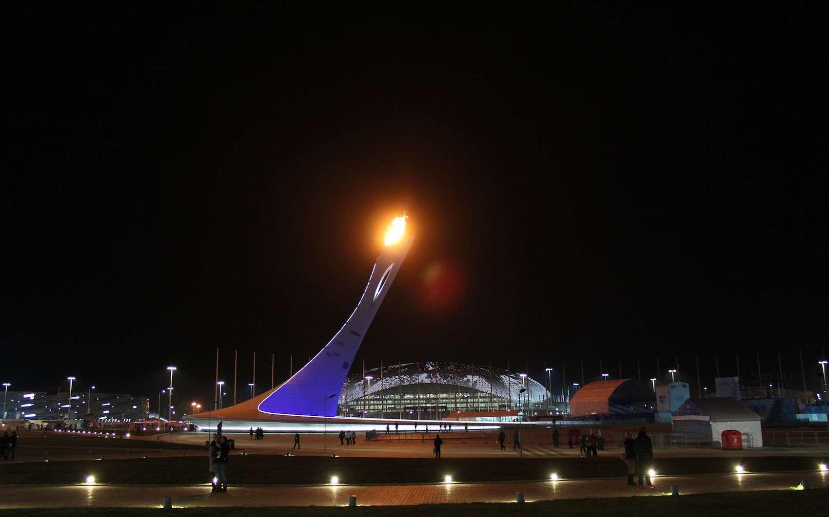 La flamme olympique est un des symboles des Jeux olympiques et brille dans chacune des villes hôtes du rendez-vous. © Alex1983, Pixabay