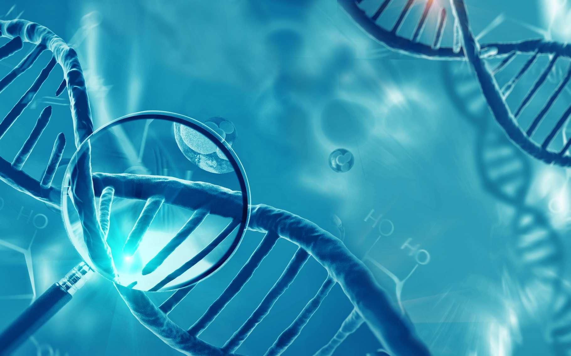 Des chercheurs de l'Institut de recherche Scripps (États-Unis) exposent leur idée sur la manière dont la vie a pu apparaître sur Terre. À partir d'ARN, mais aussi d'ADN. © Giovanni Cancemi, Adobe Stock