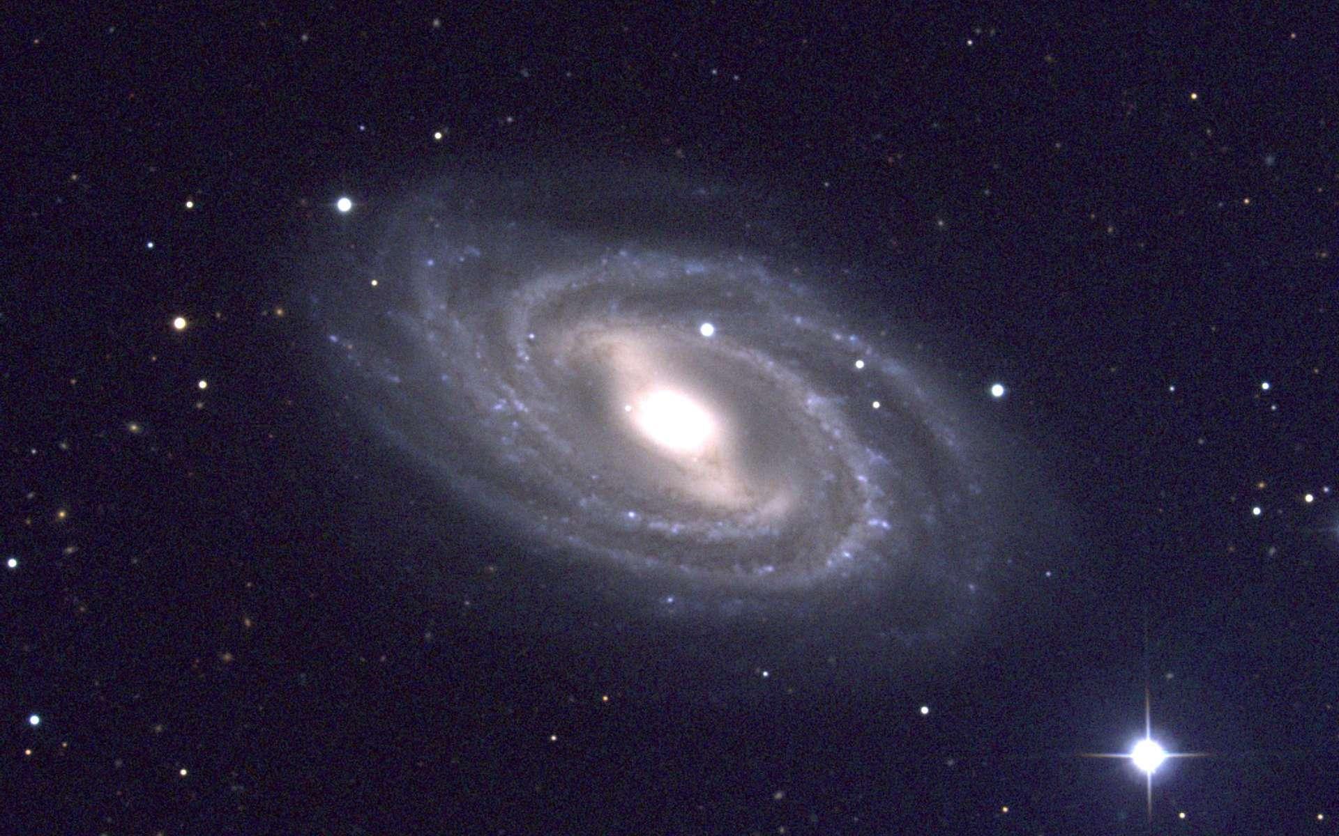 Les Macho pourraient expliquer la nature de la matière noire. © NOAO