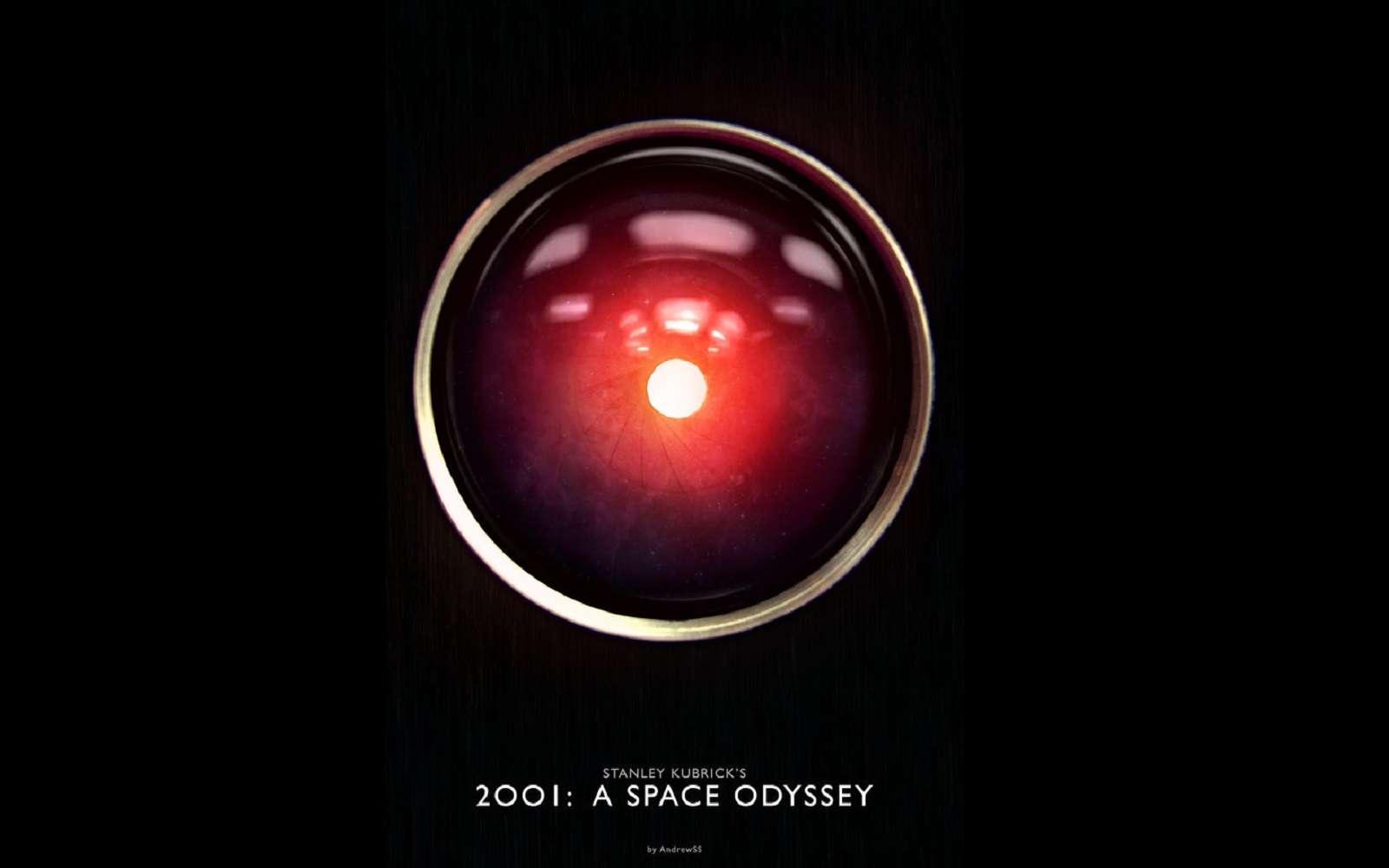 Pete Bonasso a développé une IA pour gérer les futures bases sur d'autres planètes, en s'inspirant du superordinateur meurtrier HAL 9000 de 2001, l'Odyssée de l'espace. © Warner Bros