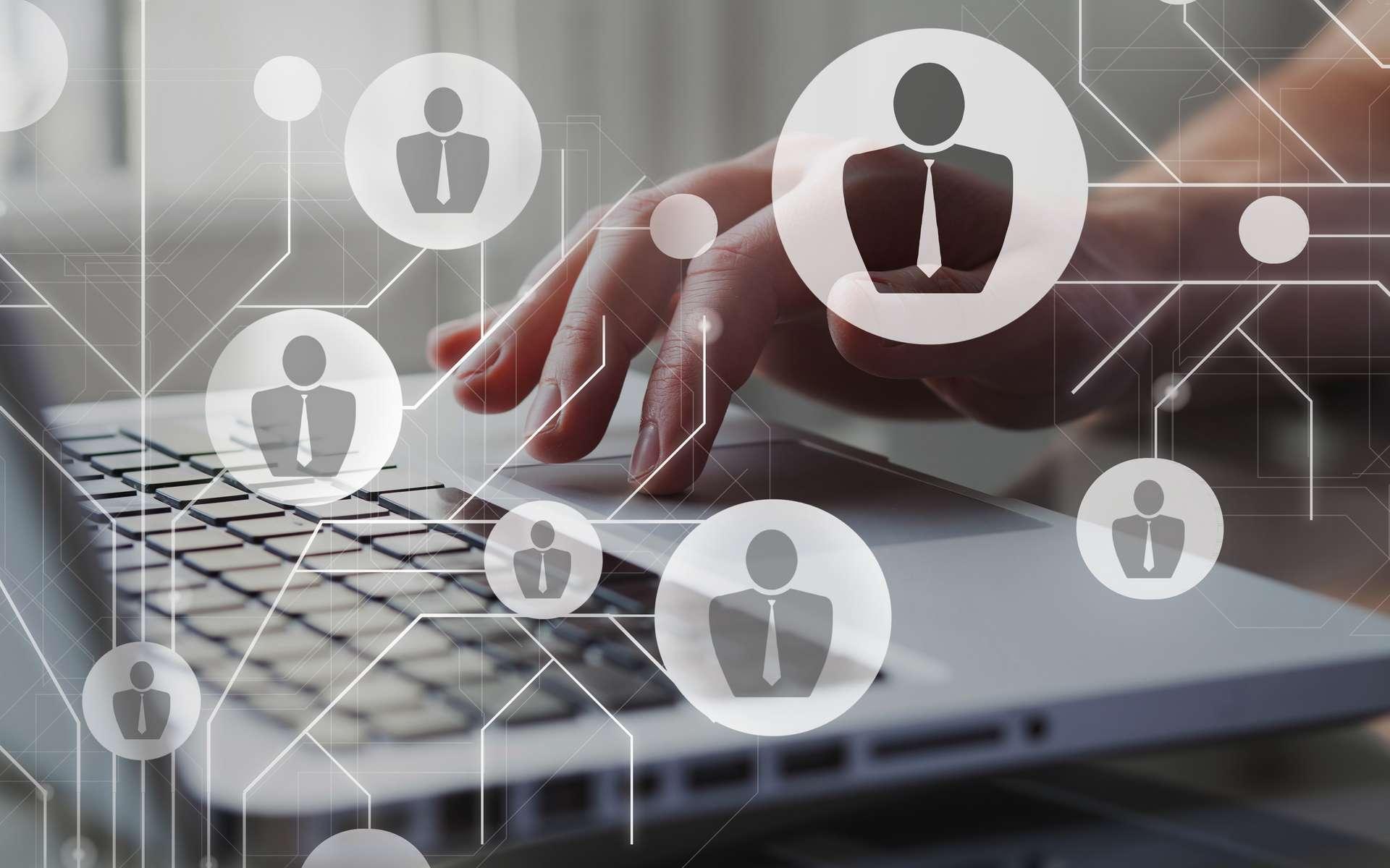 Le CRM en entreprise offre plusieurs avantages dans le cadre de la gestion des relations clients. © Michael Traitov, Adobe Stock