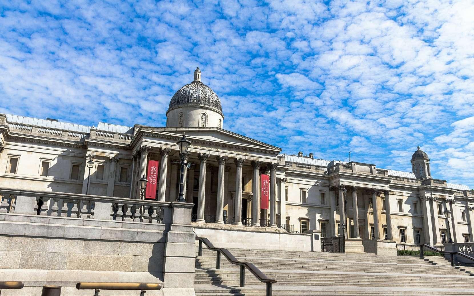National Gallery de Londres. © Flick47, fotolia