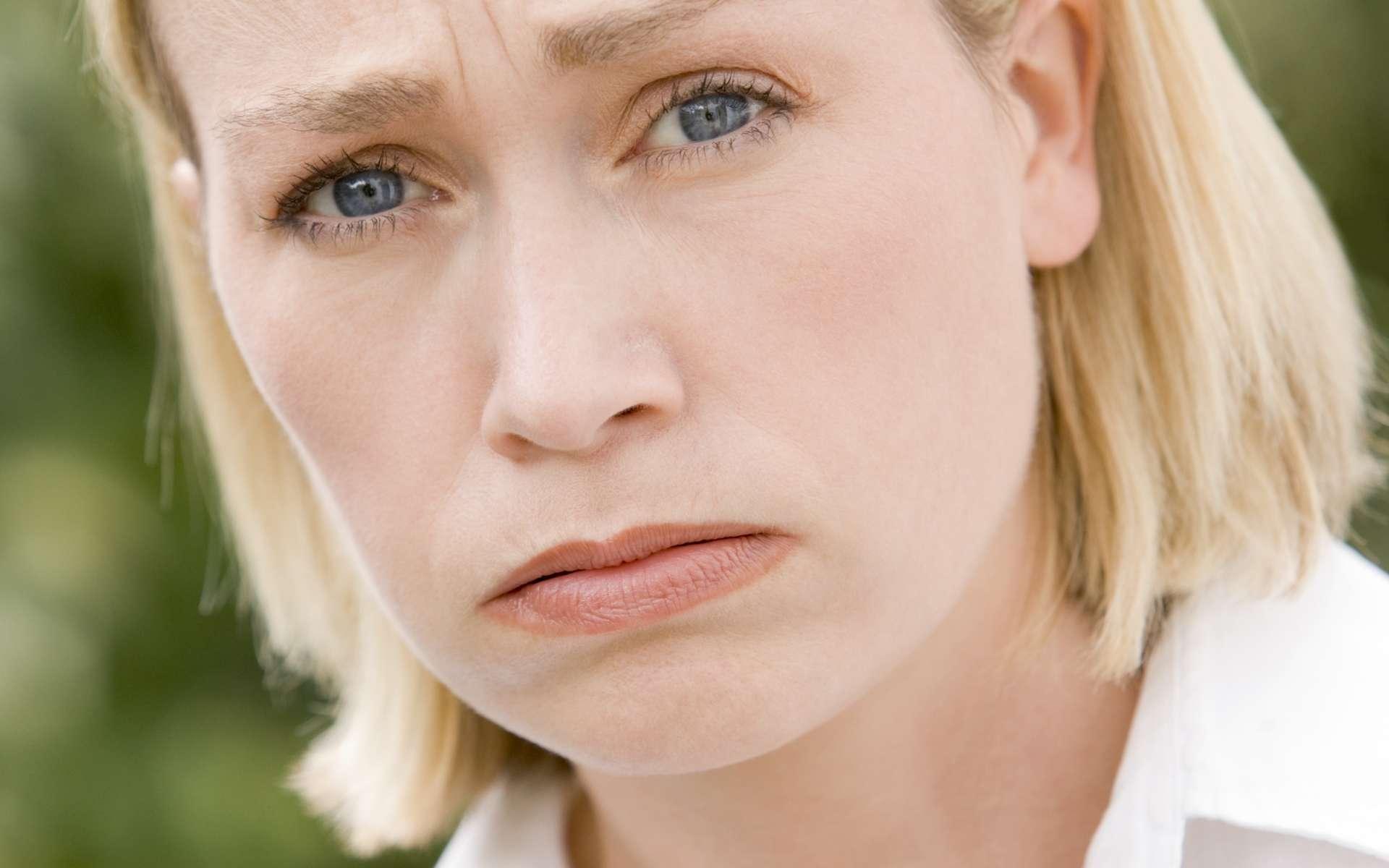 Une ménopause est qualifiée de précoce lorsqu'elle survient avant l'âge de 45 ans. Elle peut venir du tabagisme par exemple. © Phovoir
