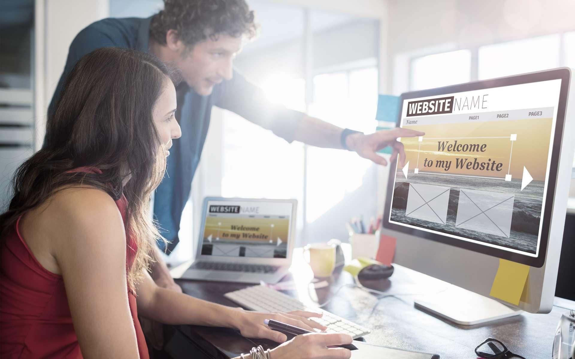 Comment choisir un hébergement Web face aux offres multiples. © Vectorfusionart, Adobe Stock