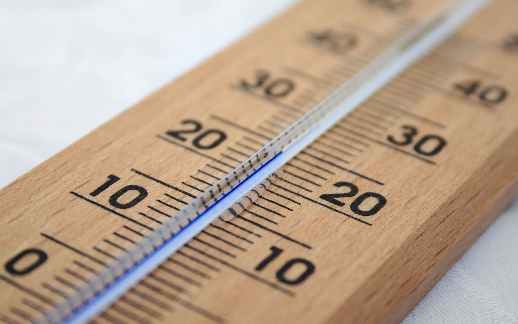 Le degré Celsius est l'unité de mesure de la température employée dans la vie quotidienne. © PublicDomainPictures, Pixabay, CC0 Creative Commons