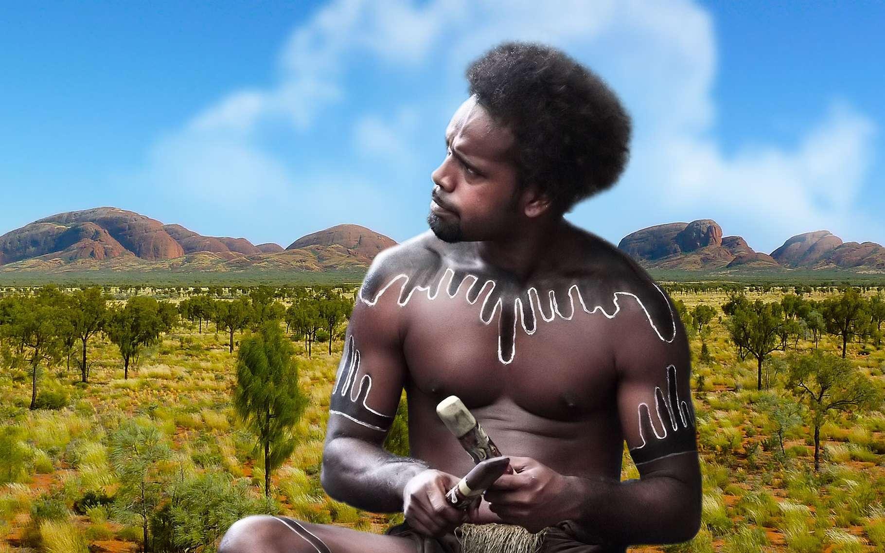 Comment les aborigènes d'Australie évitent-ils la consanguinité ? © Jlogan5, Steve Evans, Pixabay CC by 2.0