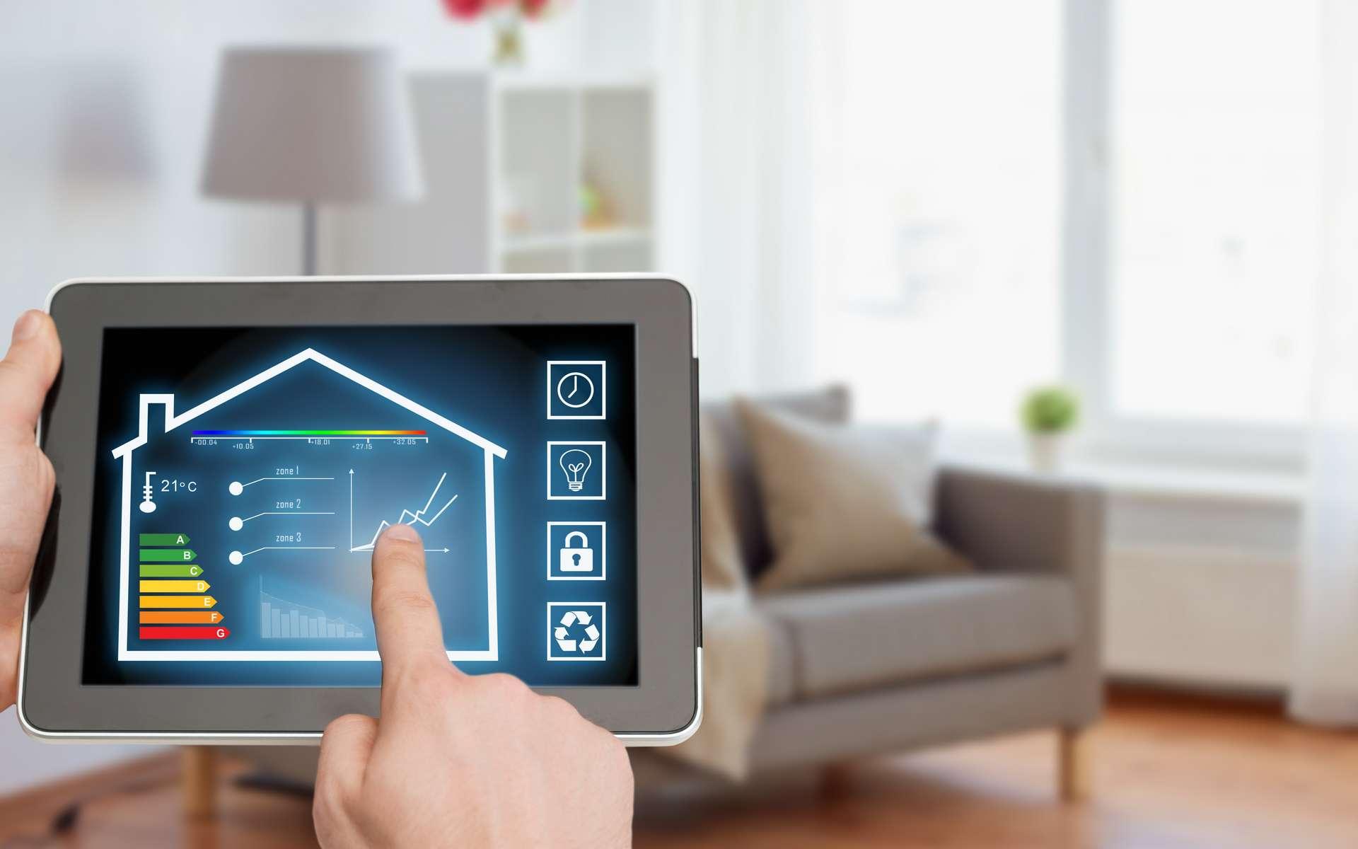 EDF Pulse & You a enquêté sur le Carnet Numérique du logement. © Syda productions, Adobe Stock