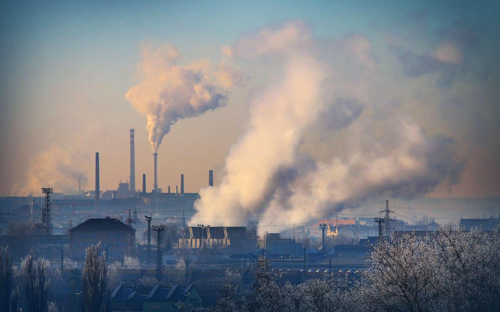Mauvaise nouvelle pour la Chine : ses efforts pour réduire la pollution de l'air auraient contribué au réchauffement climatique de manière imprévue. © Kletr, Fotolia