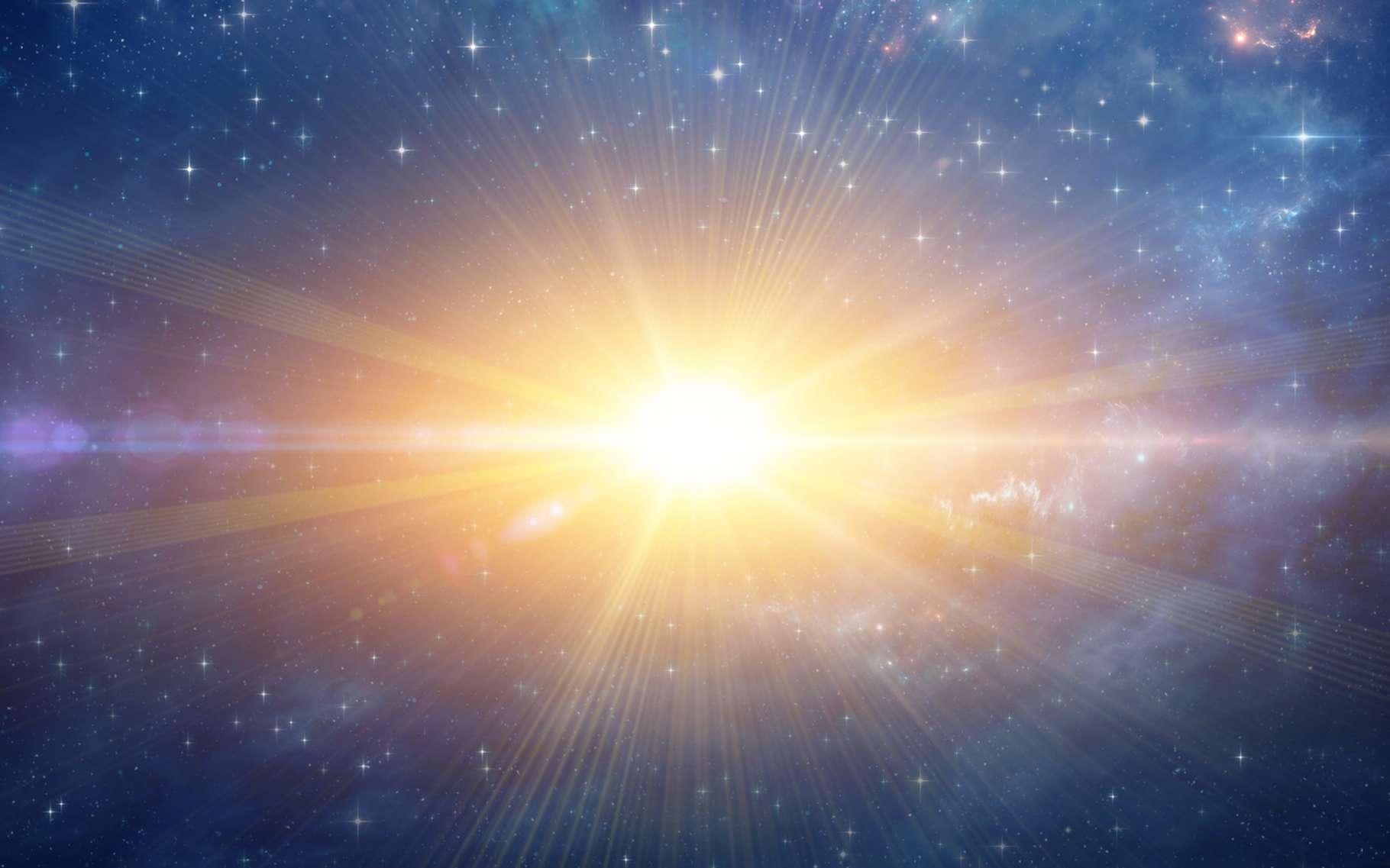Des physiciens ont mis au jour le mécanisme qui semble présider à l'explosion des supernovae de type 1a. © mozZz, Adobe Stock