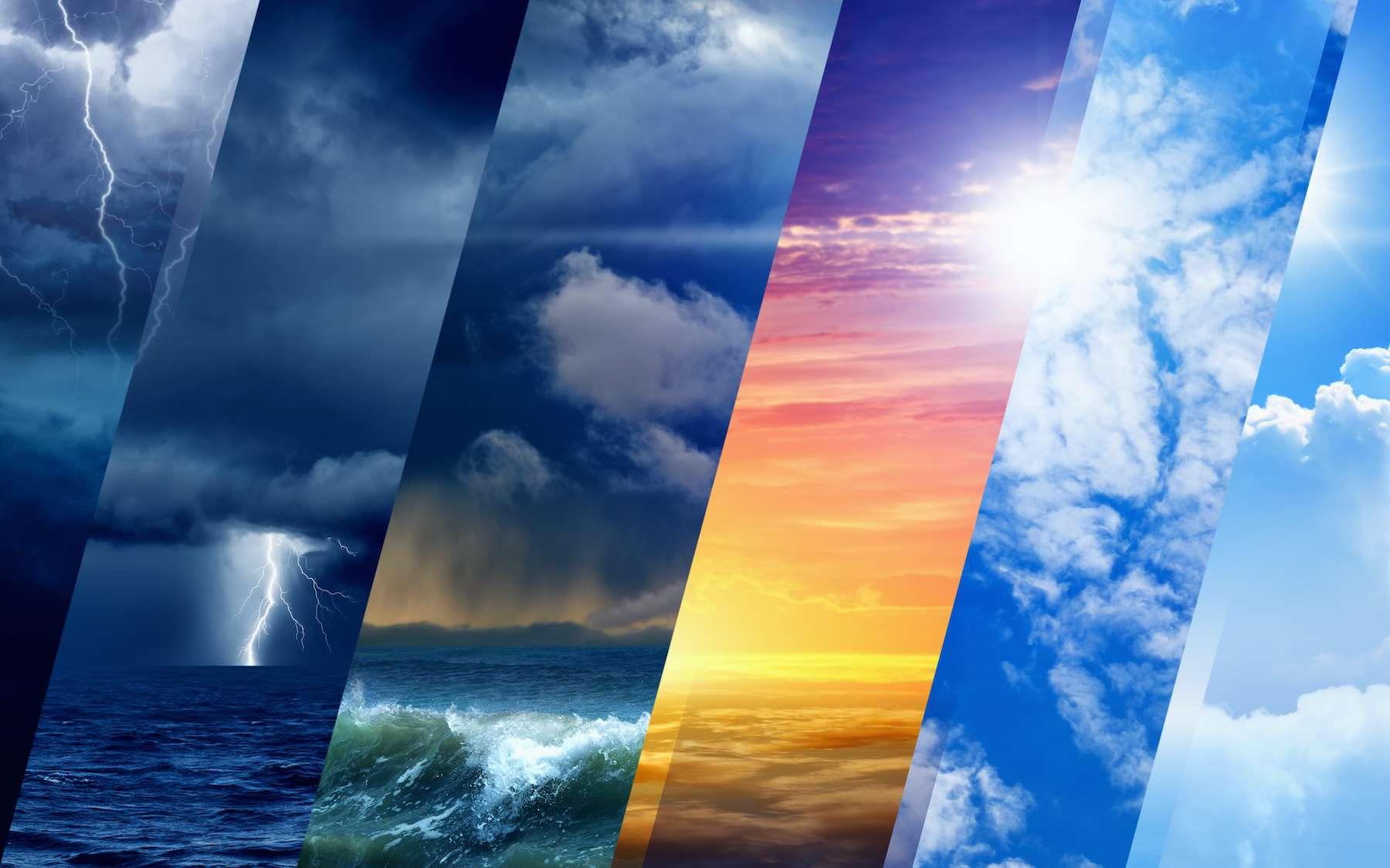 Pluie, tornades, températures,… 10 questions sur la météo. © IgorZh, Adobe Stock