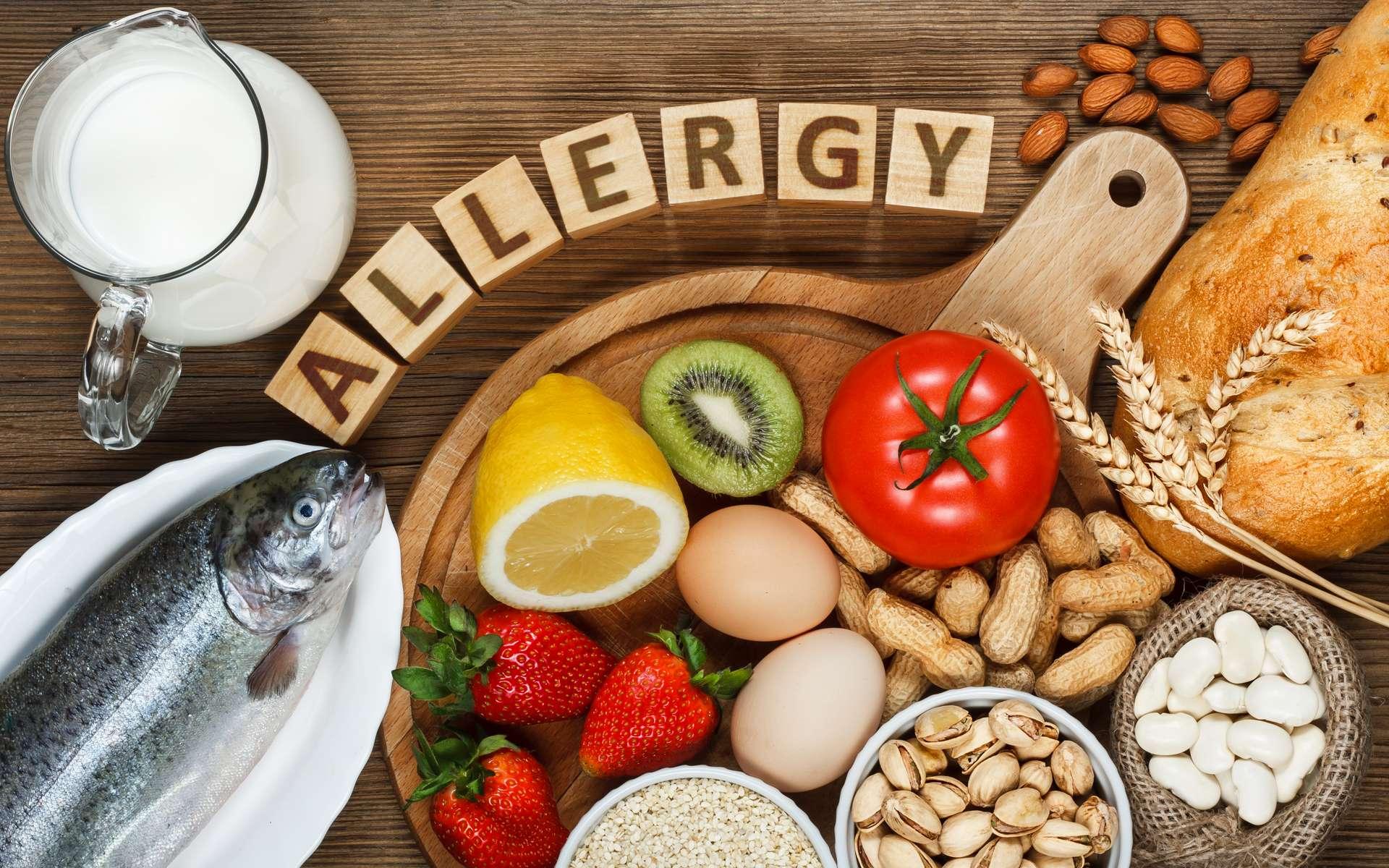 Les allergies alimentaires progressent de façon inquiétante ces dernières années. © airborne77, adobestock
