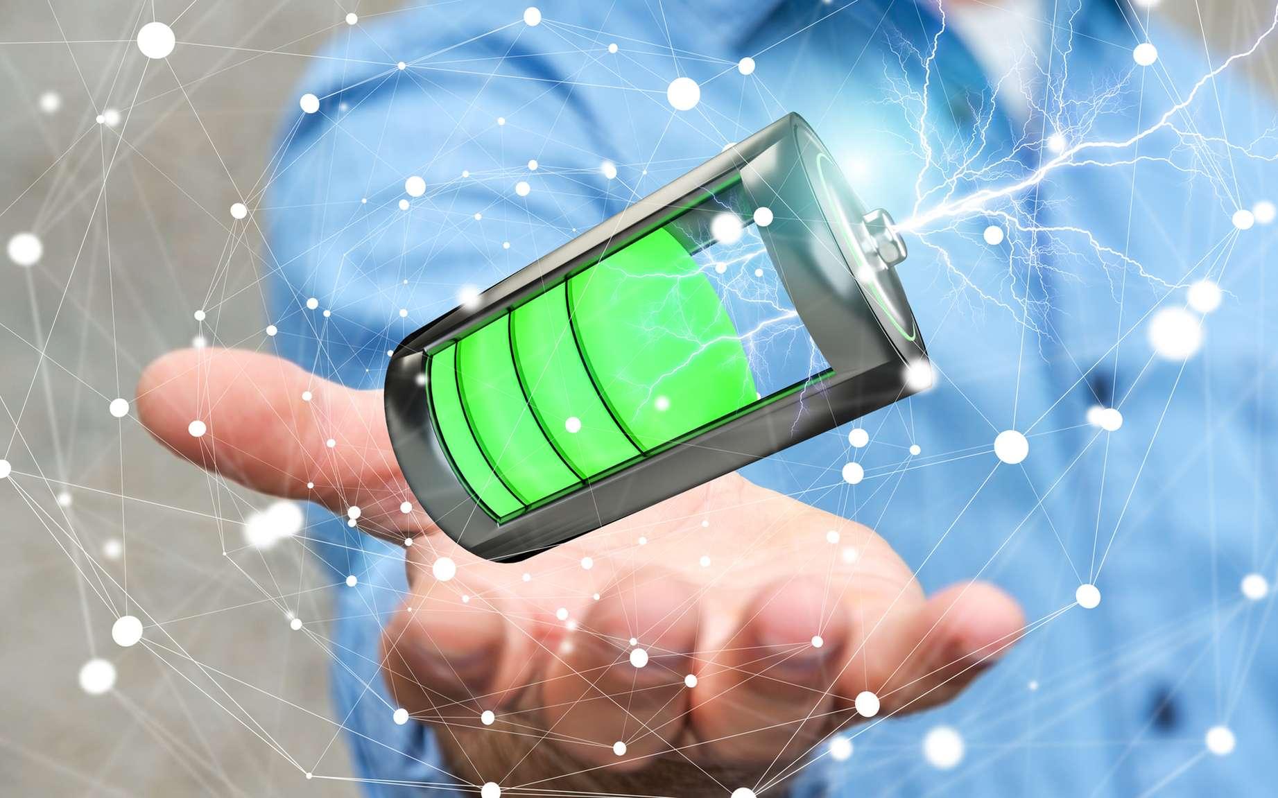 Les batteries en métal liquide à température ambiante seraient plus performantes et plus durables. © Sdecoret, Fotolia