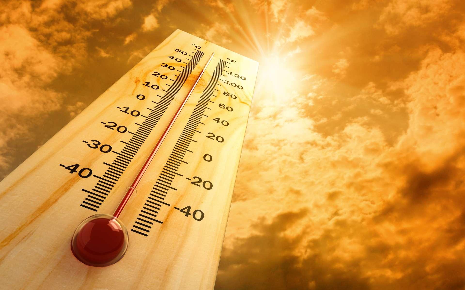 Le stress thermique pourrait toucher 1 milliard de personnes d'ici 2100 si nous ne faisons rien. © vladischern, Adobe Stock