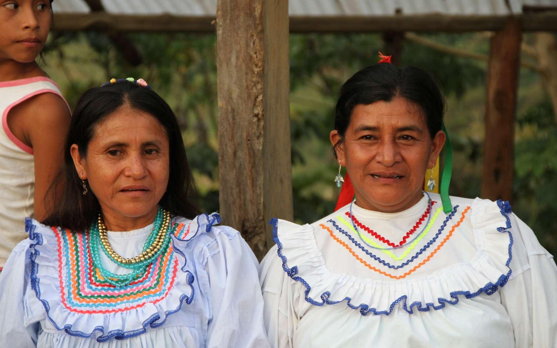 Dans un village Quechua. © Alter Eco