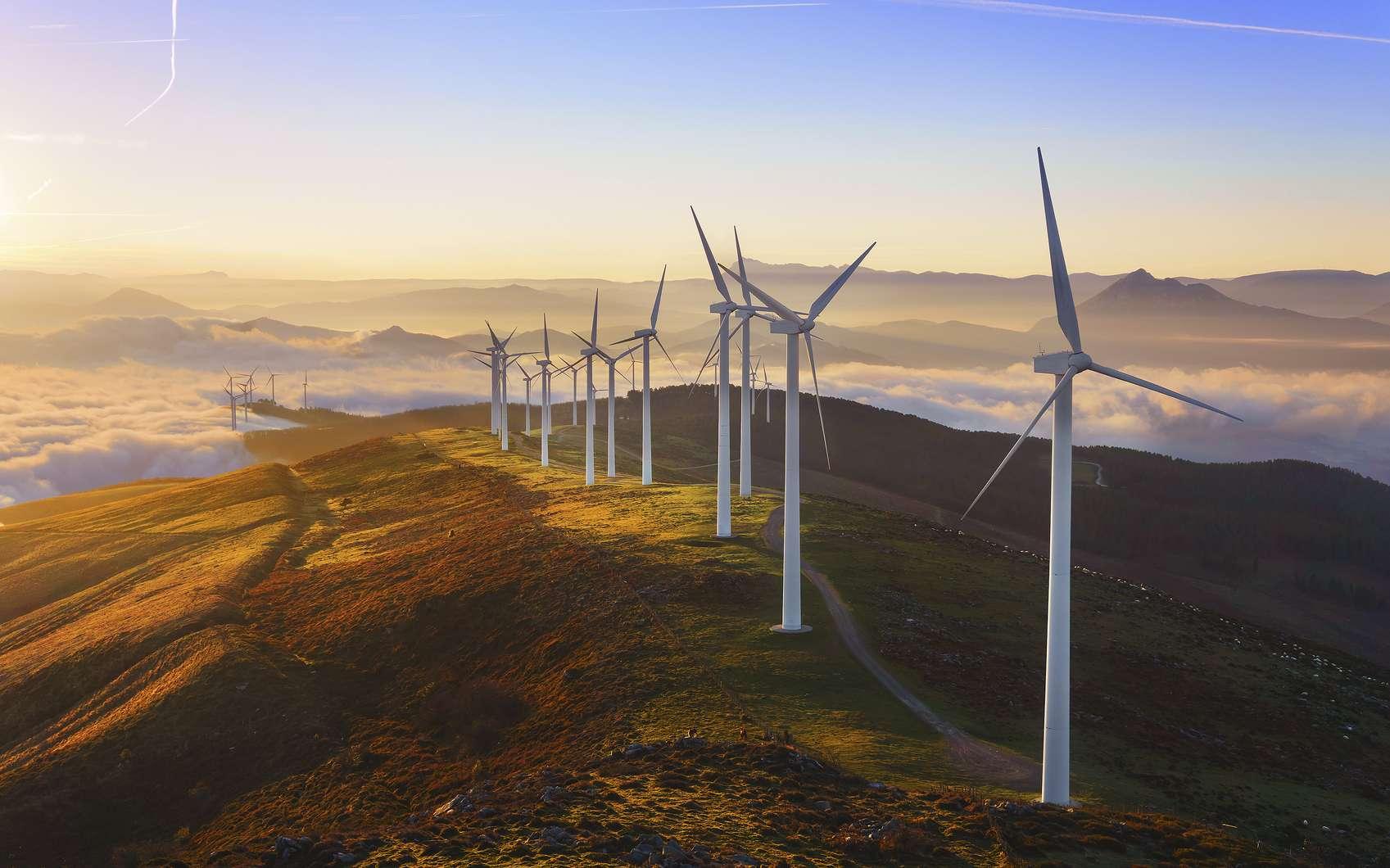 L'énorme potentiel des énergies renouvelables pour la santé a été calculé dans une étude. © Mimadeo, Istock.com