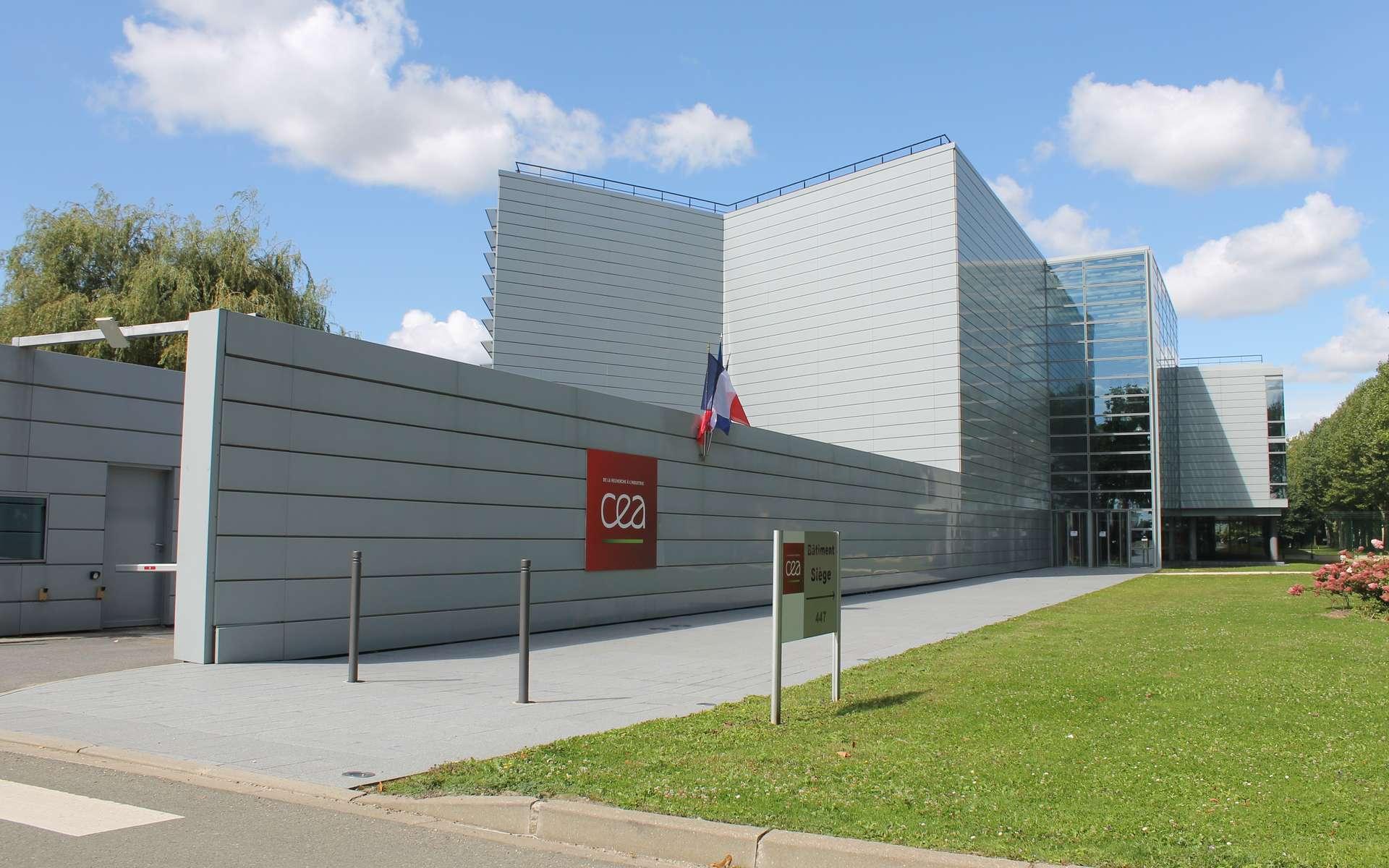Le CEA recrute dans toute la France. Ici, le centre de Saclay. © CEA