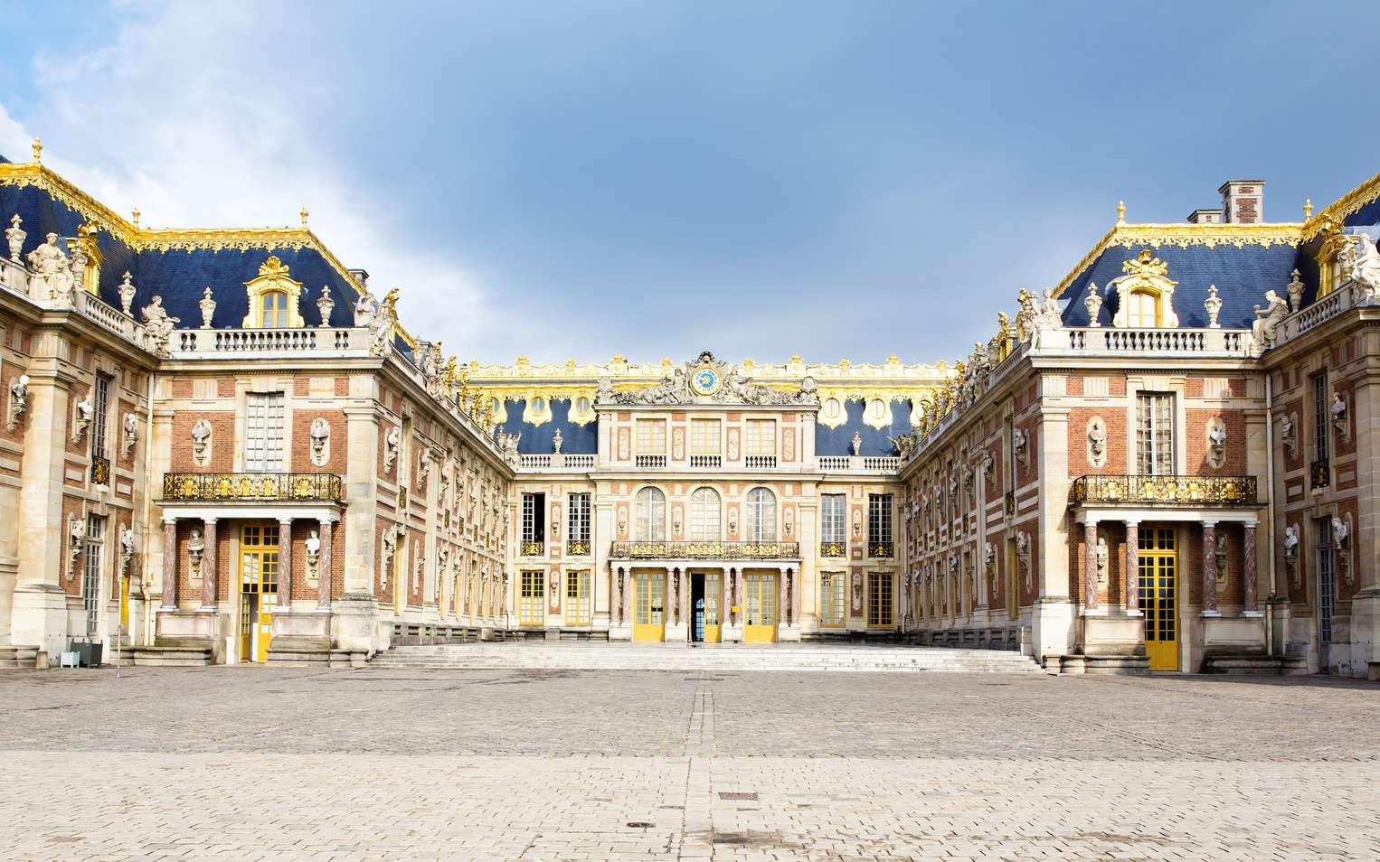 Le château de Versailles. © lapas77, fotolia