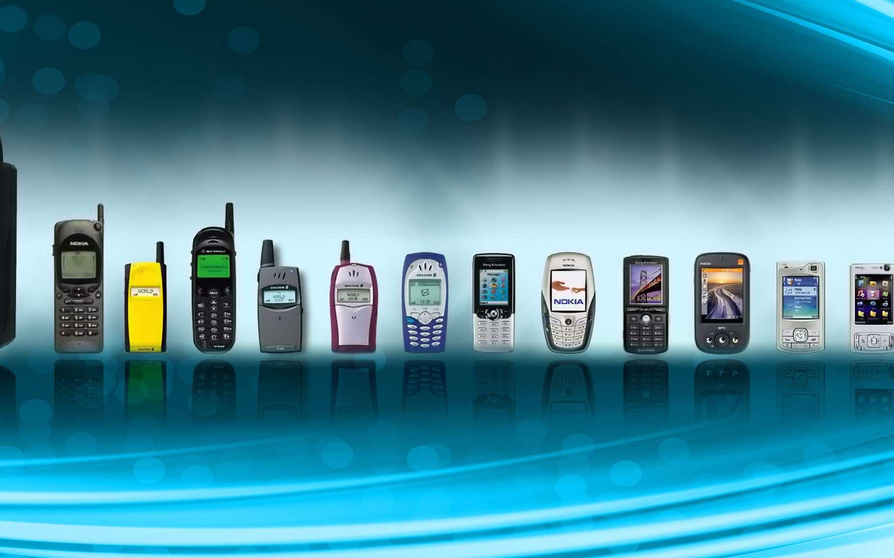 L Histoire Du Telephone Portable Des Annees 80 A Nos Jours Dossier