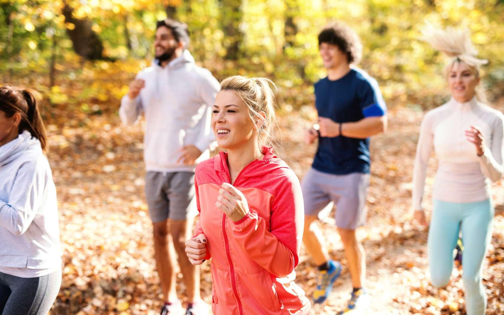 L'Inserm souhaite que de l'activité physique soit prescrite systématiquement pour les personnes atteintes de maladies chroniques. © dusanpetkovic1, fotolia