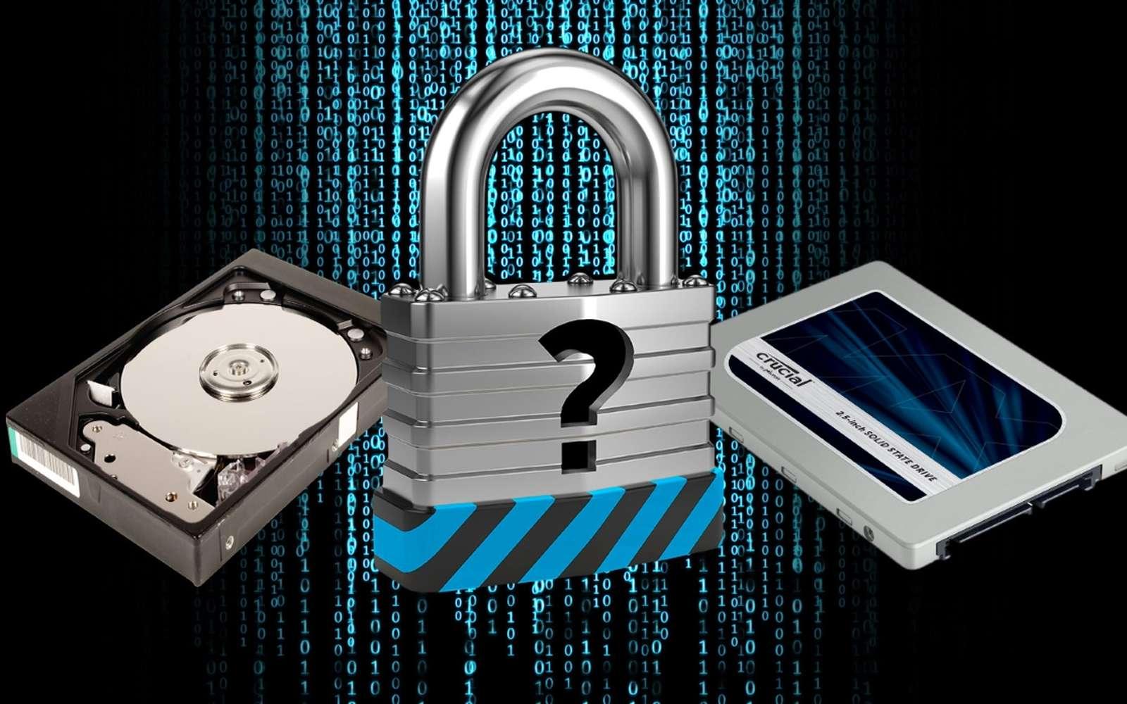 La découverte date d'avril et des constructeurs comme Crucial et Samsung proposent déjà des mises à jour de firmwares pour corriger les vulnérabilités. © Crucial